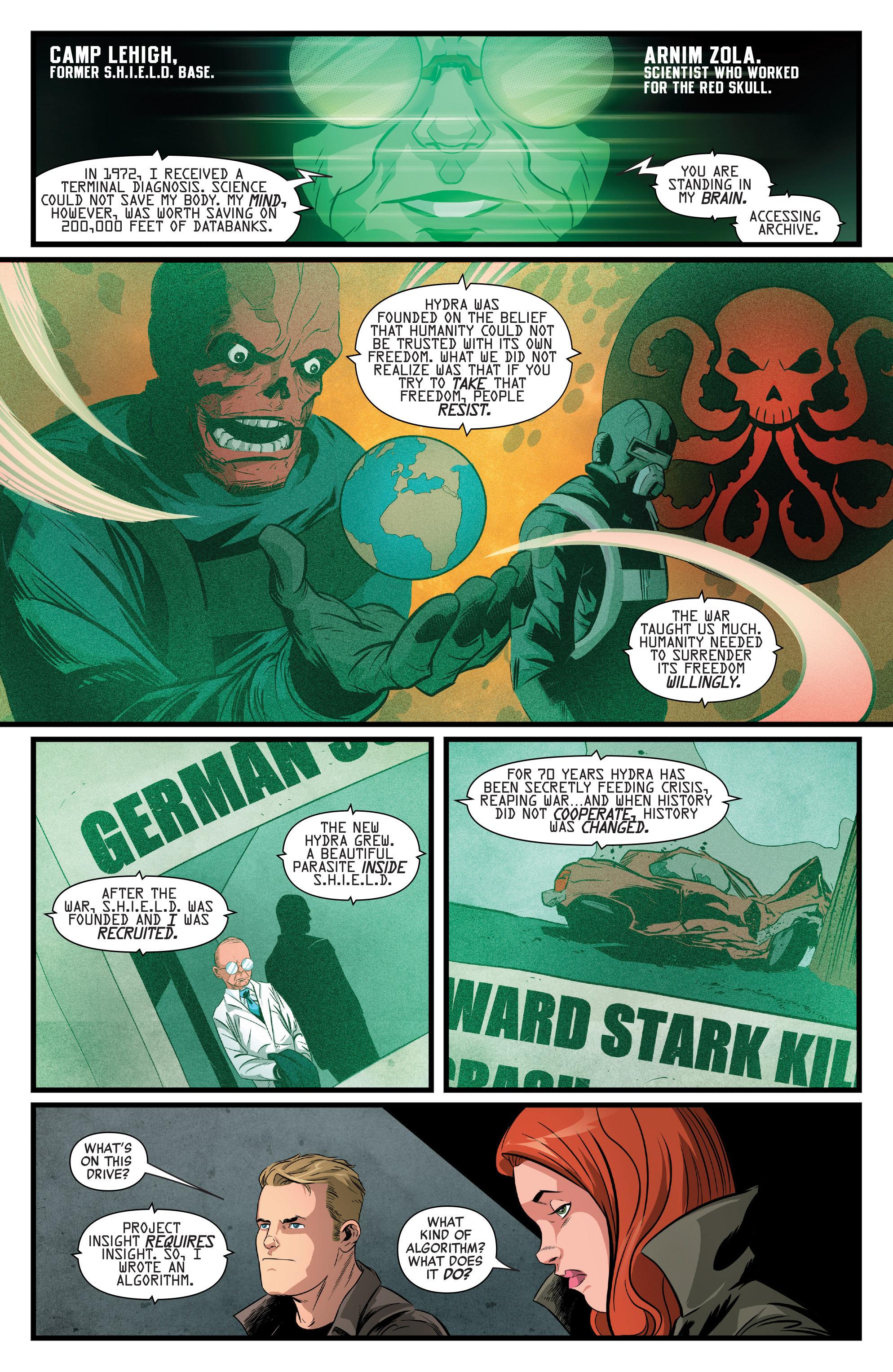 Read online Captain America: Civil War Prelude comic -  Issue #4 - 3