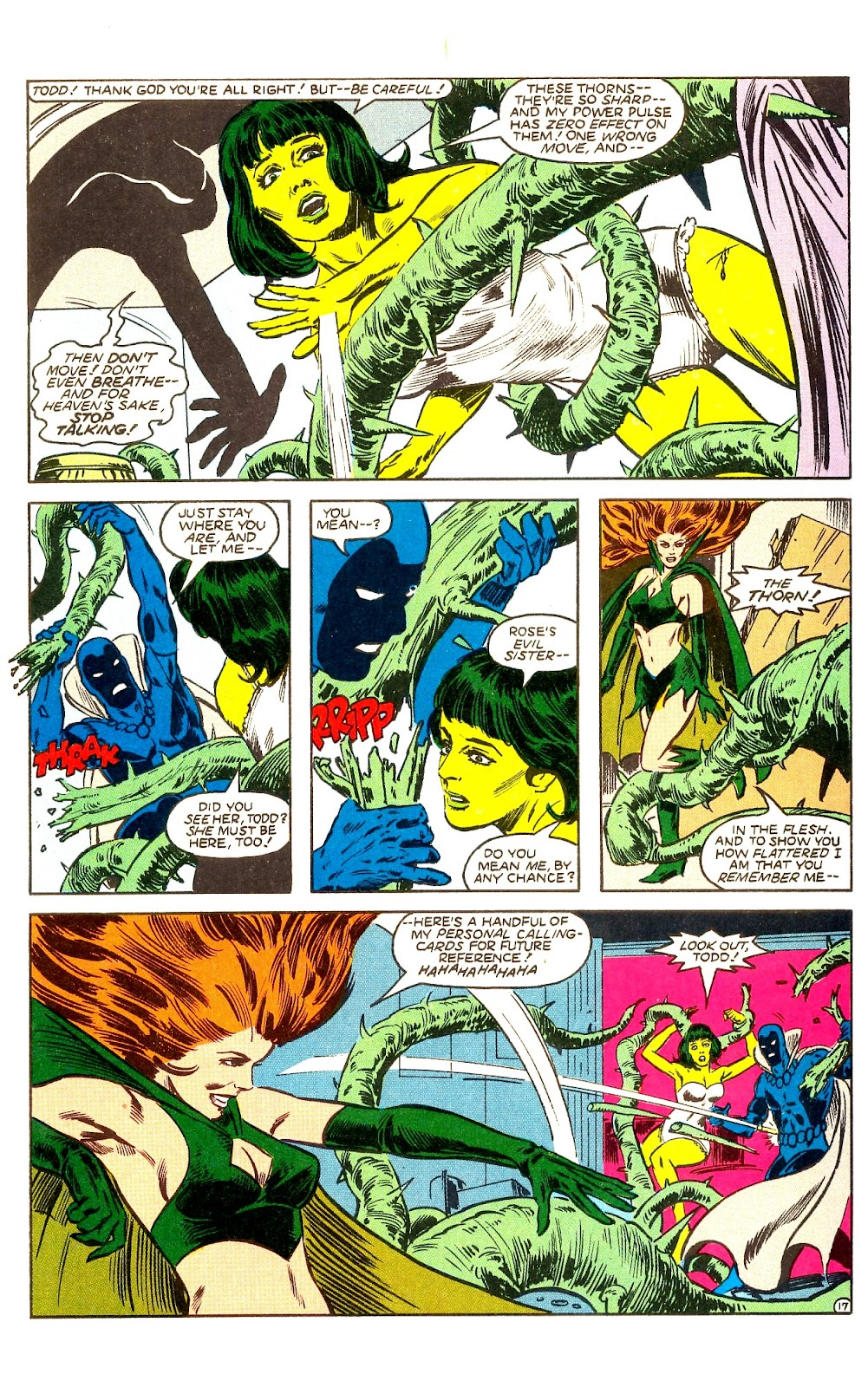Infinity Inc. (1984) issue Annual 1 - Page 20