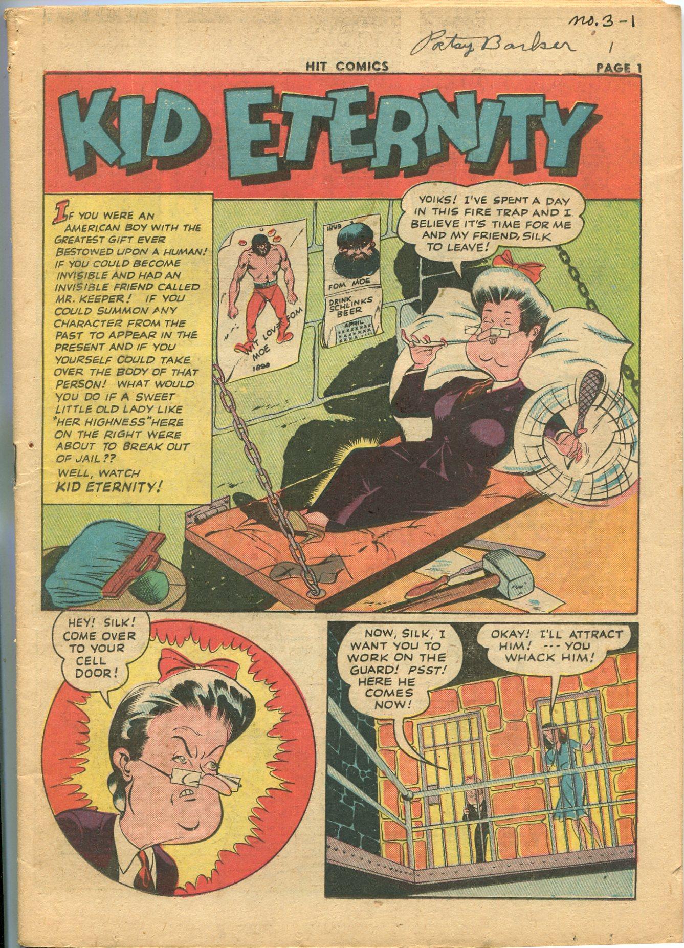 Read online Hit Comics comic -  Issue #28 - 4