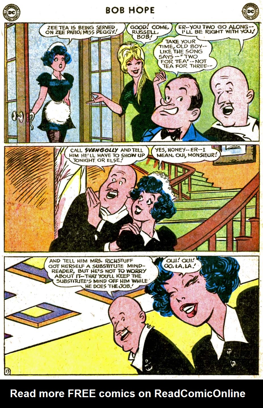 The Adventures of Bob Hope issue 77 - Page 18