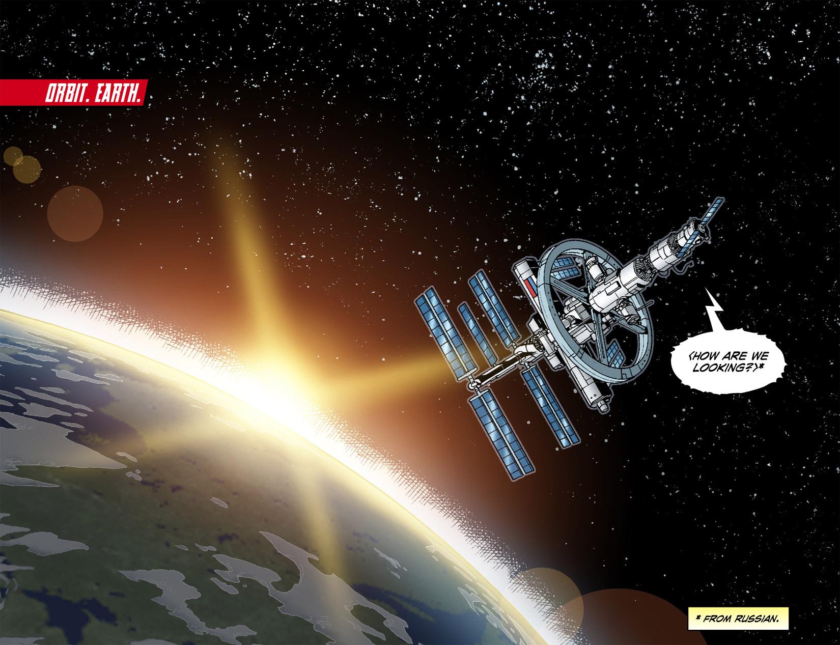 Read online Smallville: Season 11 comic -  Issue #1 - 9