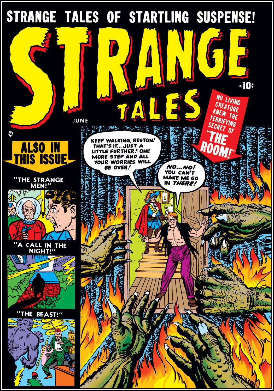 Strange Tales (1951) 1 Page 1