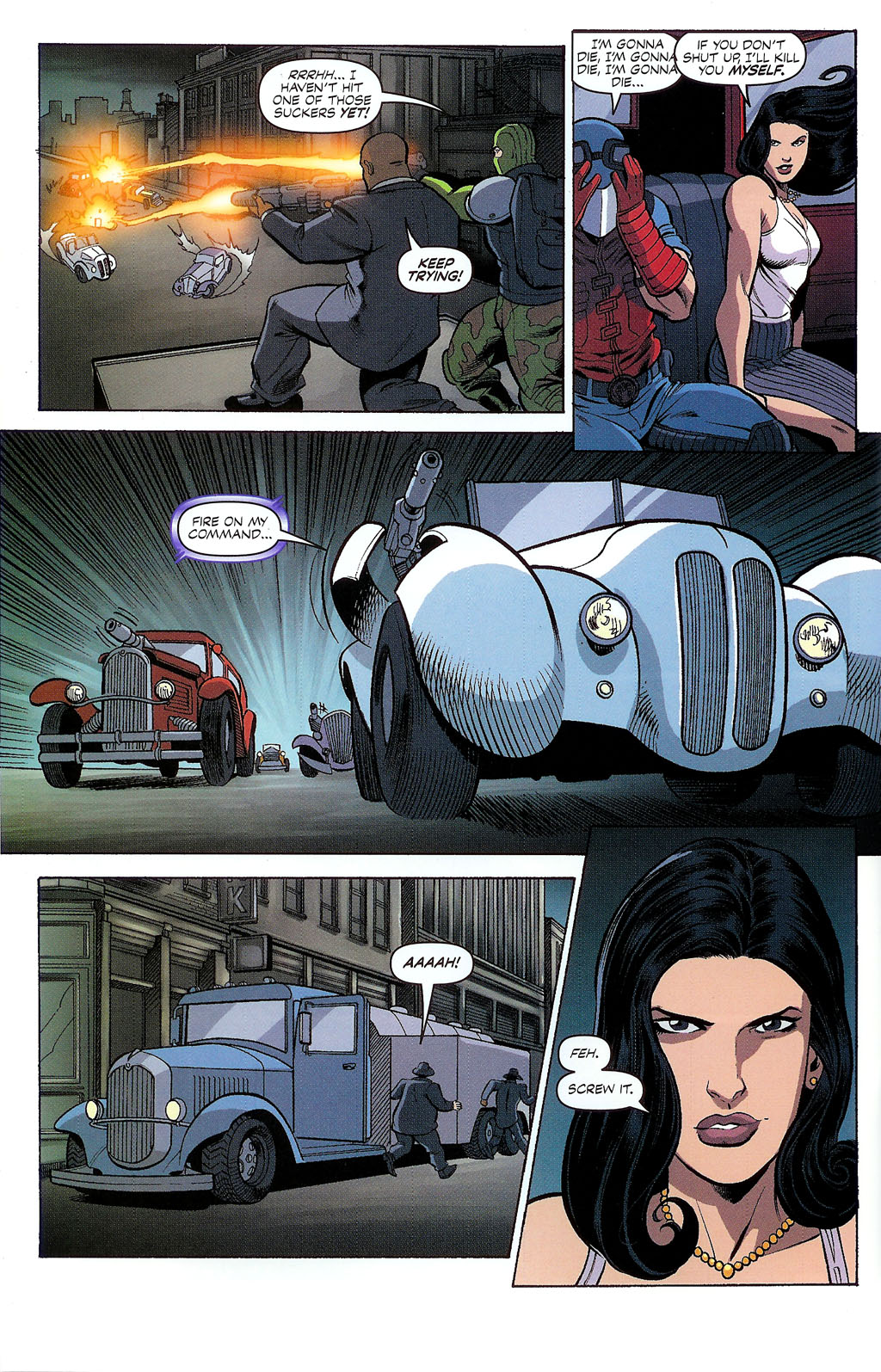 G.I. Joe vs. The Transformers II Issue #2 #3 - English 22