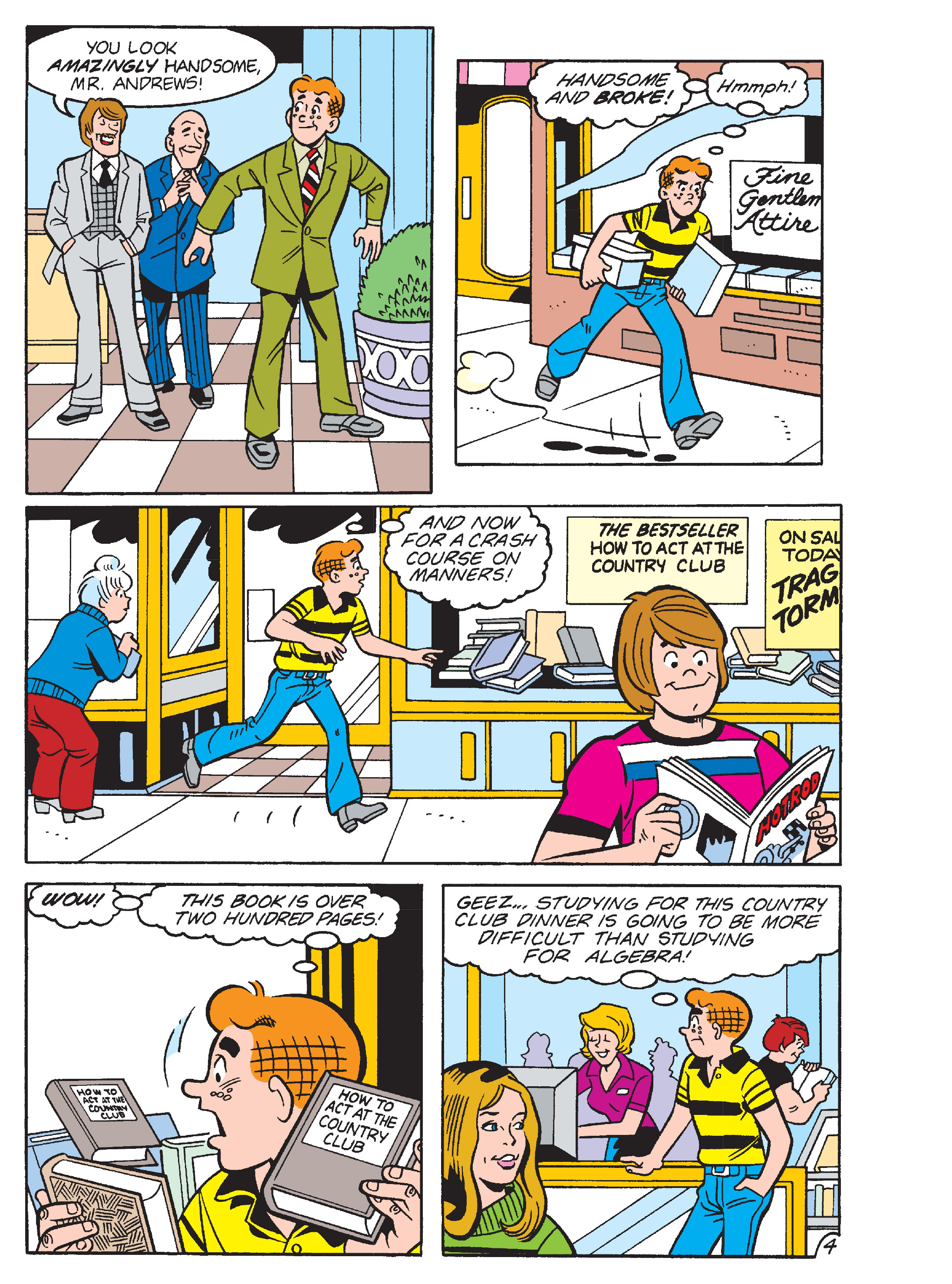 Read online Archie 1000 Page Comics Bonanza comic -  Issue #1 (Part 1) - 6