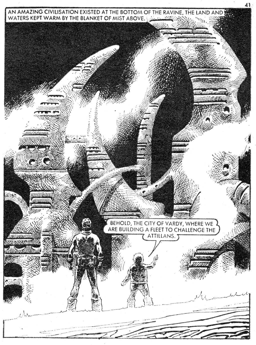Starblazer issue 87 - Page 41