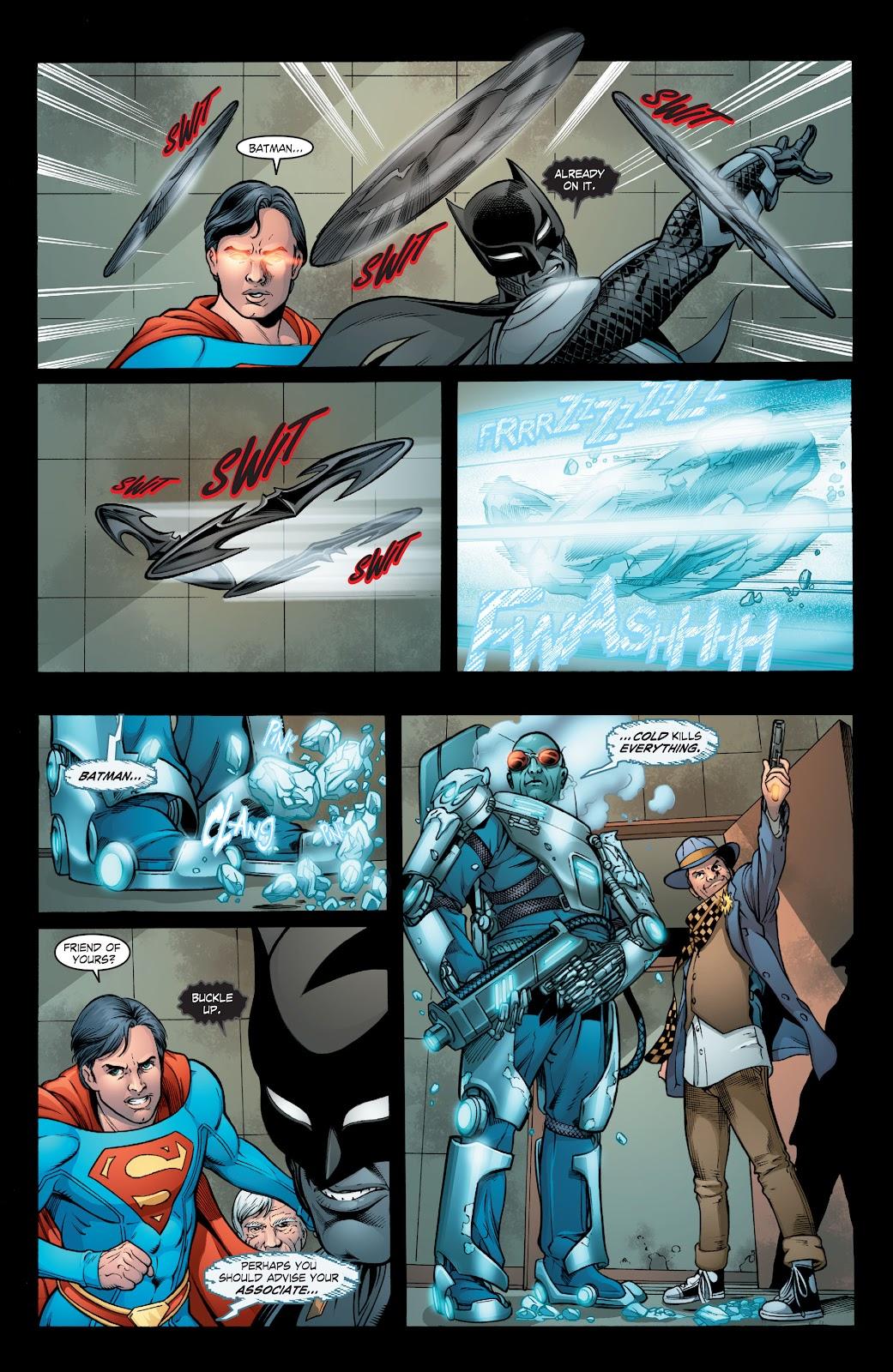 Read online Smallville Season 11 [II] comic -  Issue # TPB 2 - 68