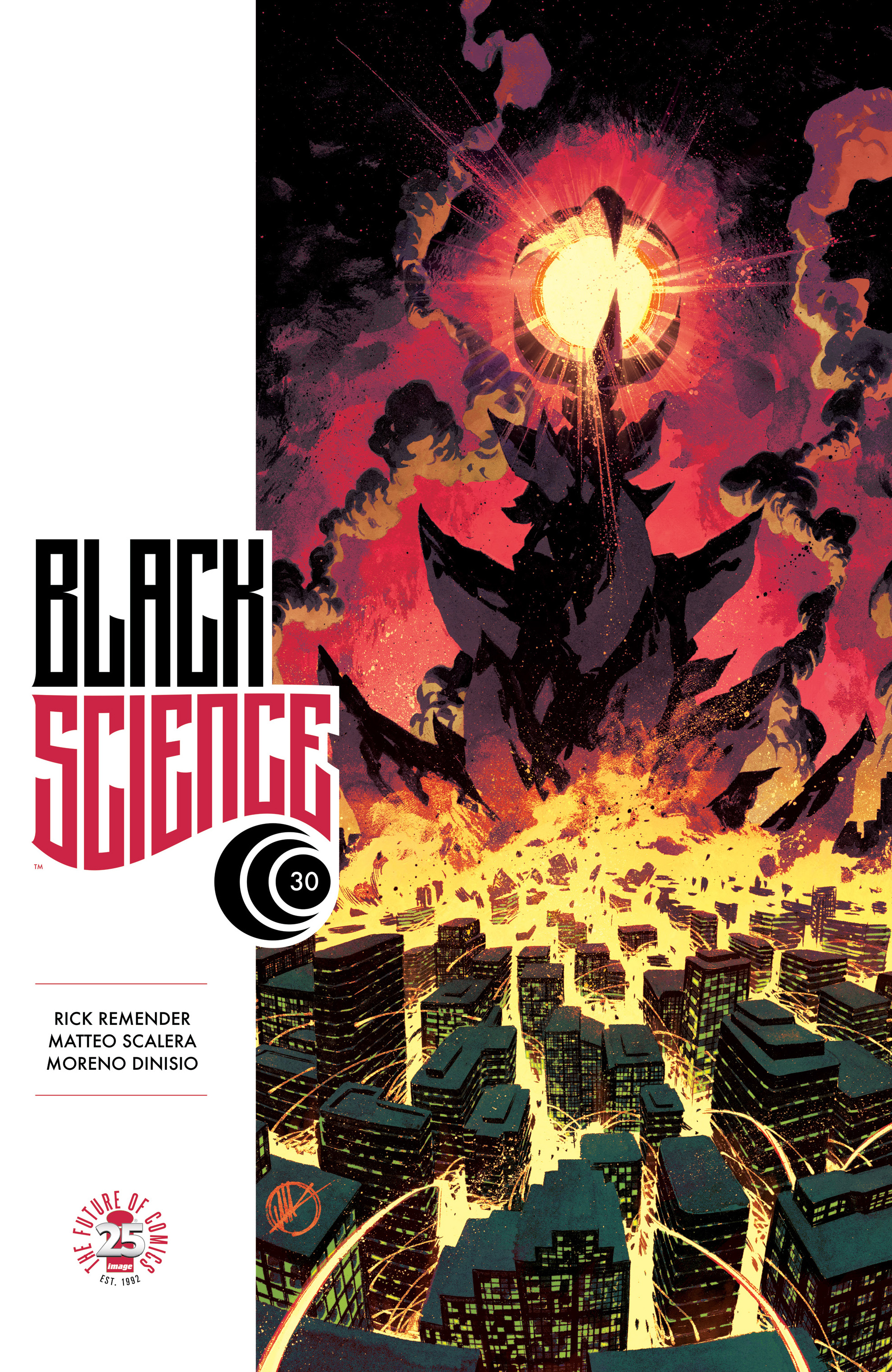 Read online Black Science comic -  Issue #30 - 1