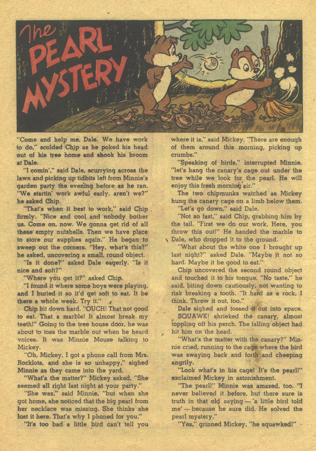 Walt Disney's Comics and Stories issue 216 - Page 24
