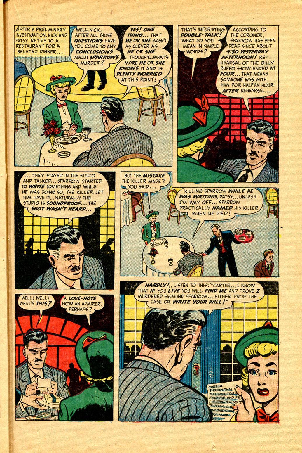 Read online Shadow Comics comic -  Issue #97 - 29