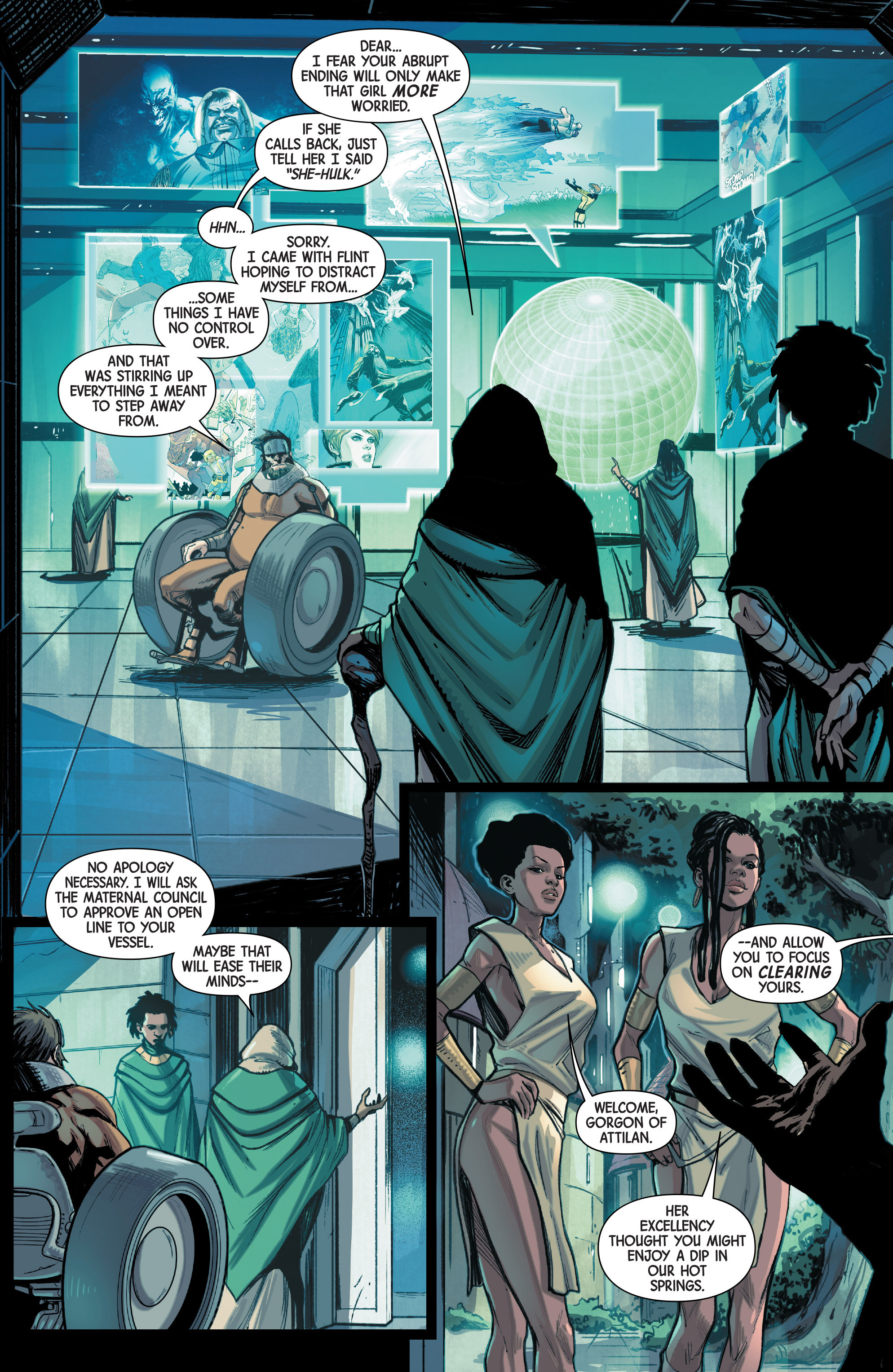 Read online All-New Inhumans comic -  Issue #8 - 4