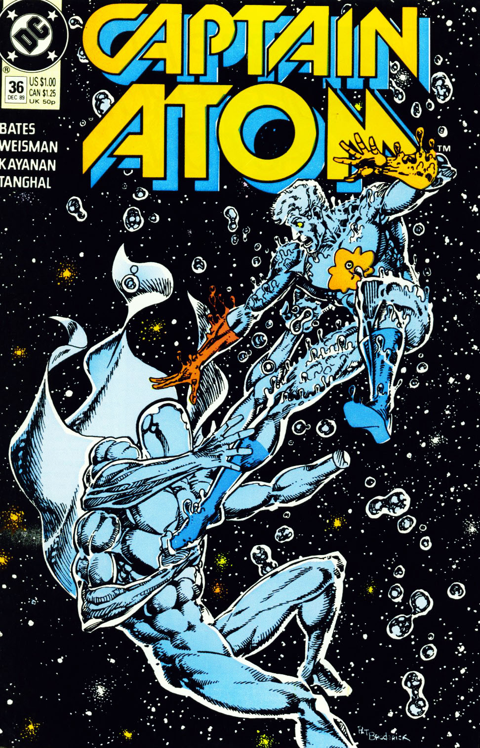 Captain Atom (1987) 36 Page 1