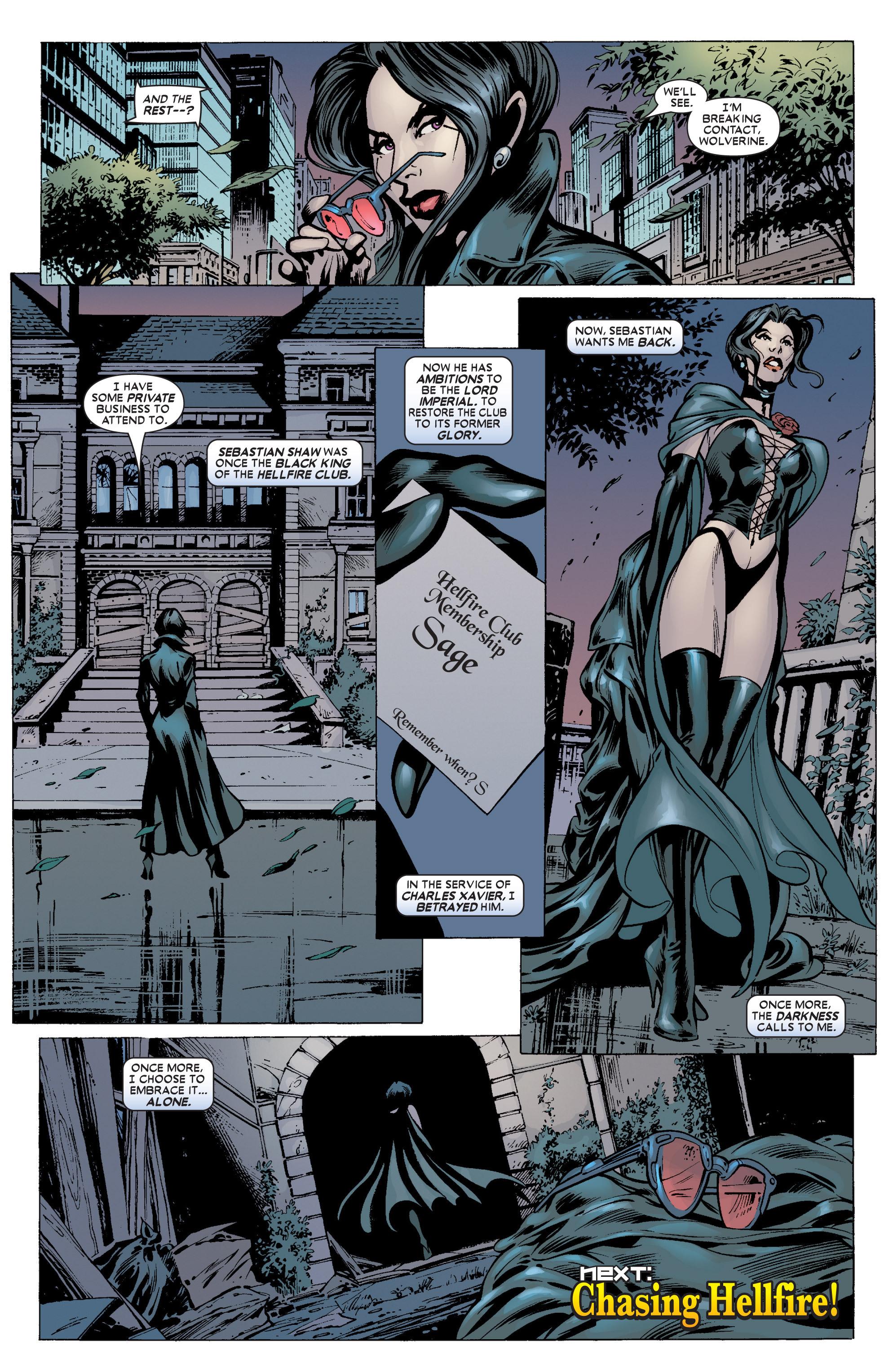Read online Uncanny X-Men (1963) comic -  Issue #451 - 24