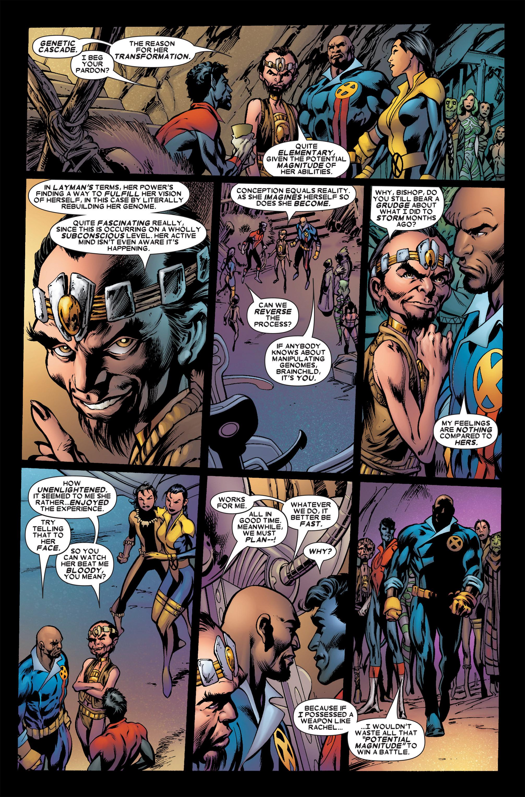 Read online Uncanny X-Men (1963) comic -  Issue #458 - 20