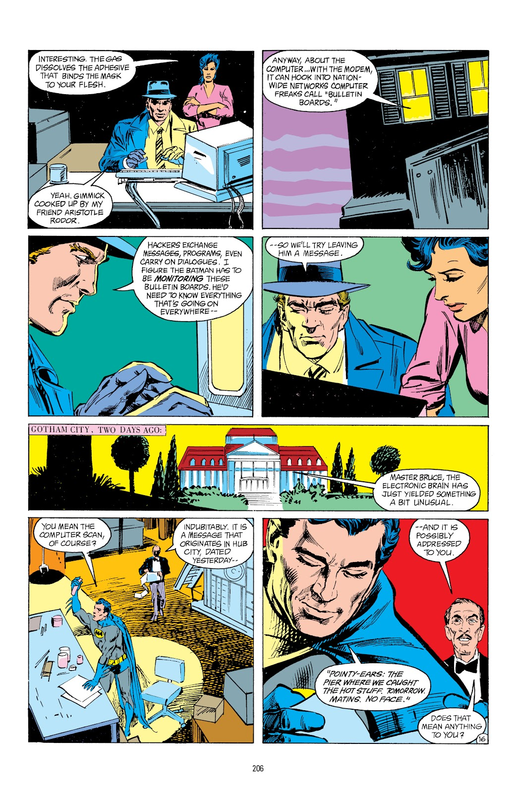 Read online Detective Comics (1937) comic -  Issue # _TPB Batman - The Dark Knight Detective 2 (Part 3) - 8