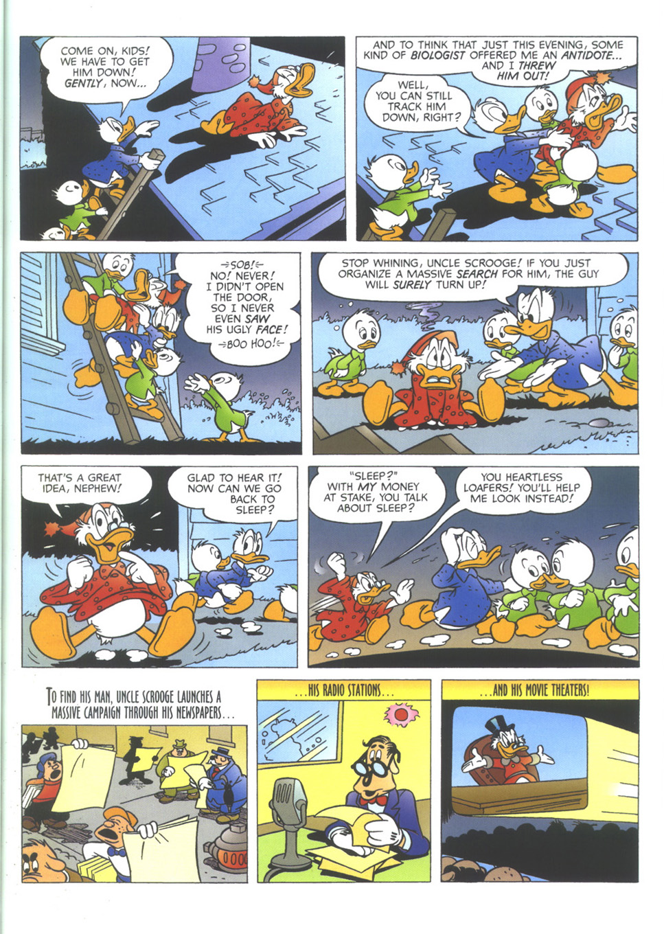 Read online Uncle Scrooge (1953) comic -  Issue #351 - 7