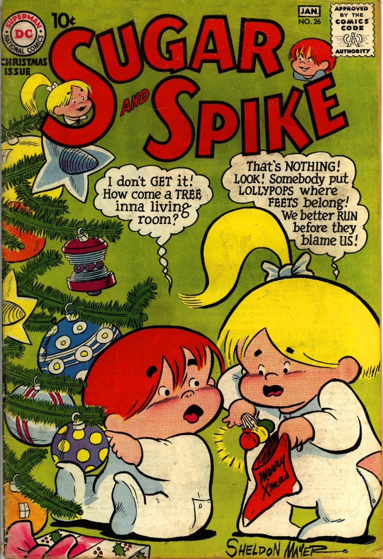 Sugar and Spike 26 Page 1