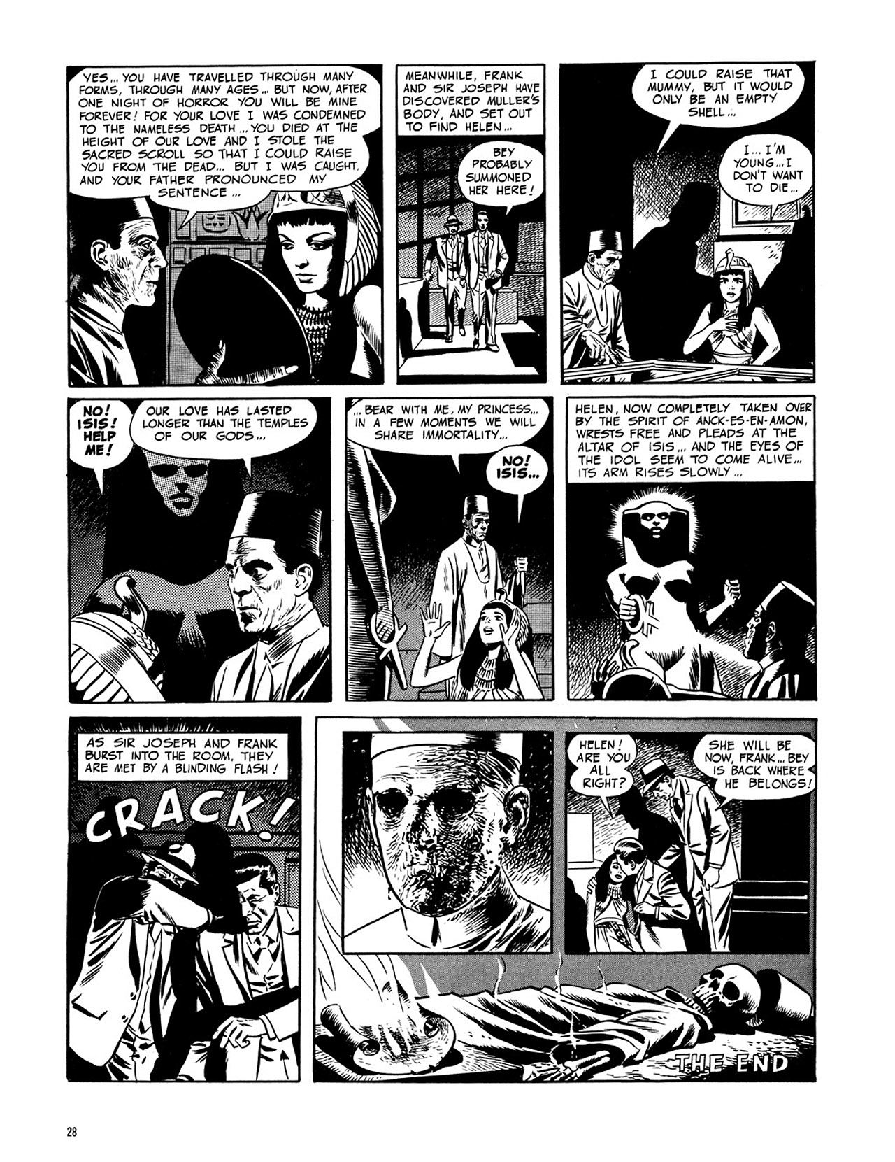 Read online Eerie Archives comic -  Issue # TPB 3 - 29