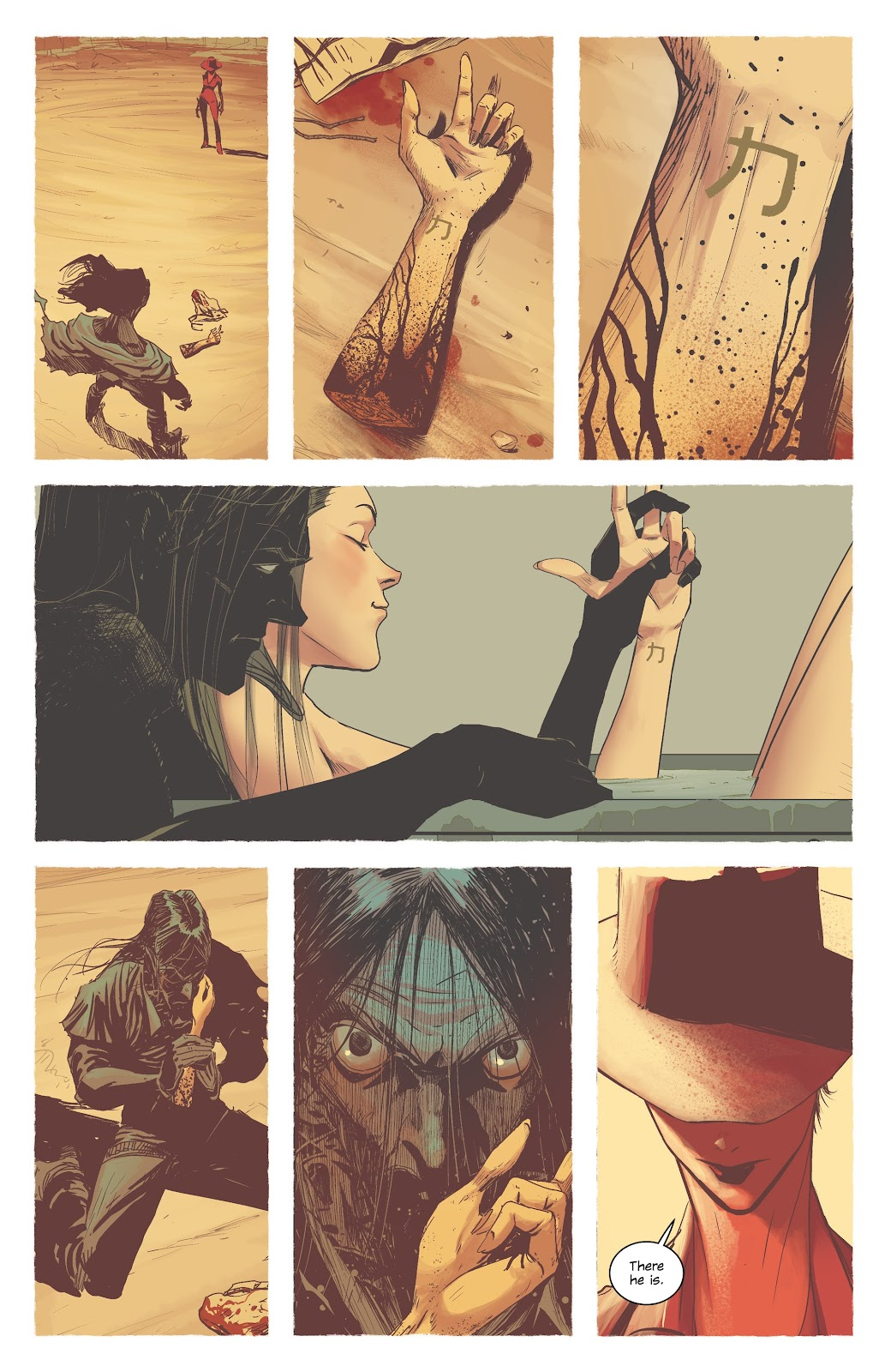 Read online East Of West comic -  Issue #42 - 11