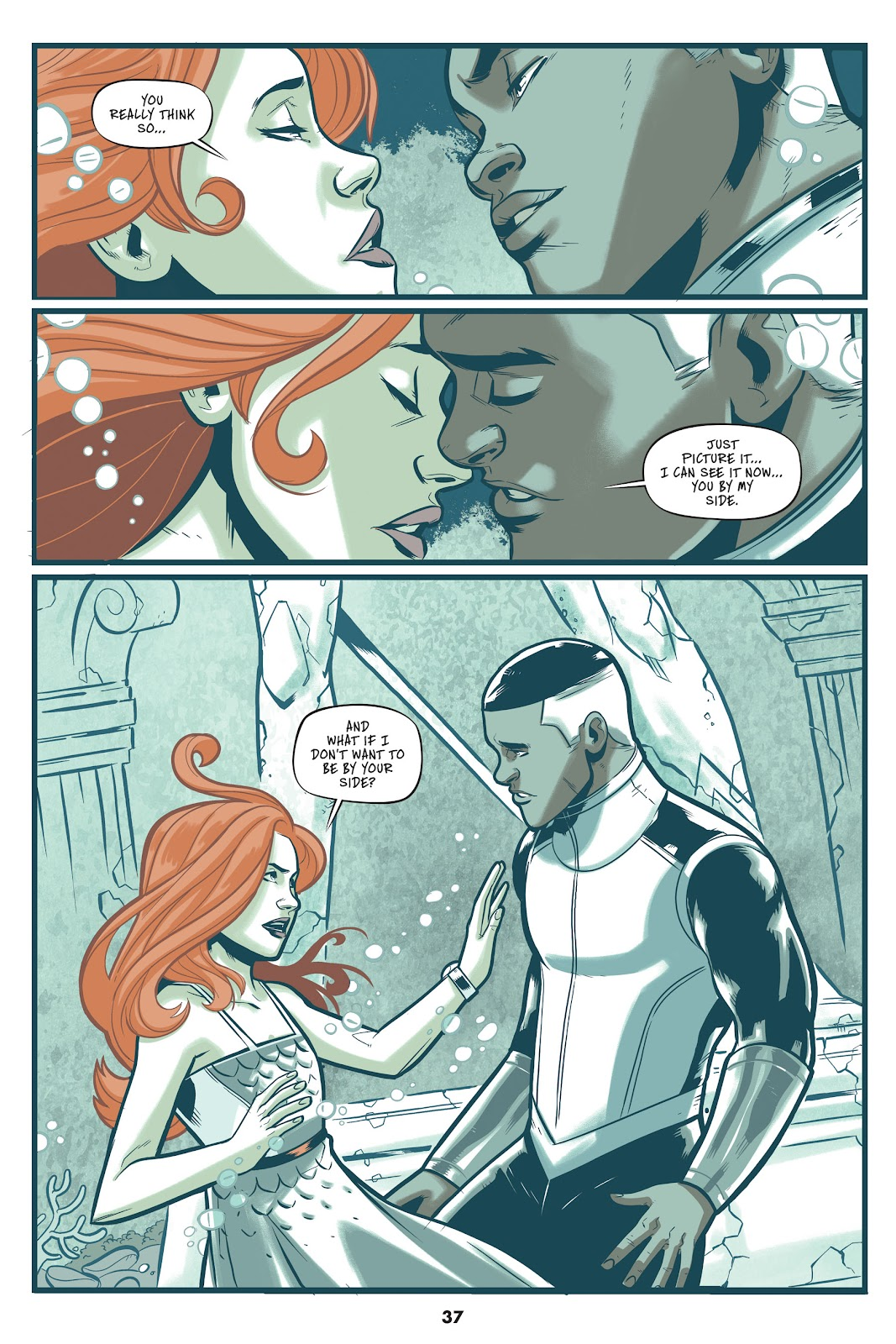 Read online Mera: Tidebreaker comic -  Issue # TPB (Part 1) - 37