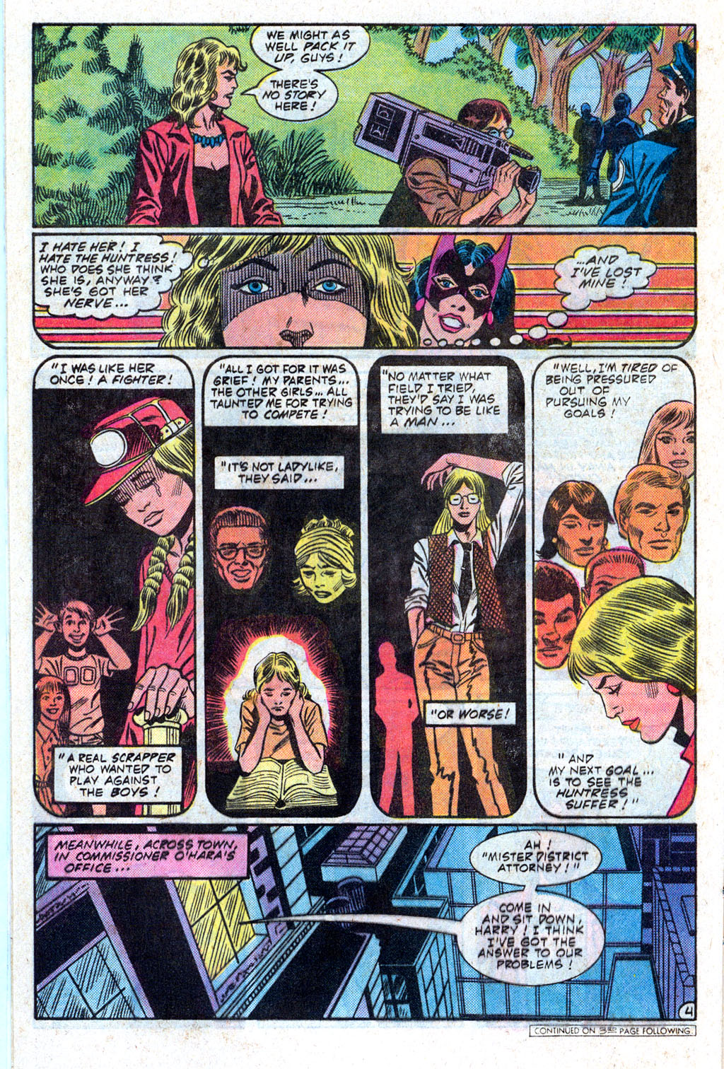 Read online Wonder Woman (1942) comic -  Issue #308 - 28