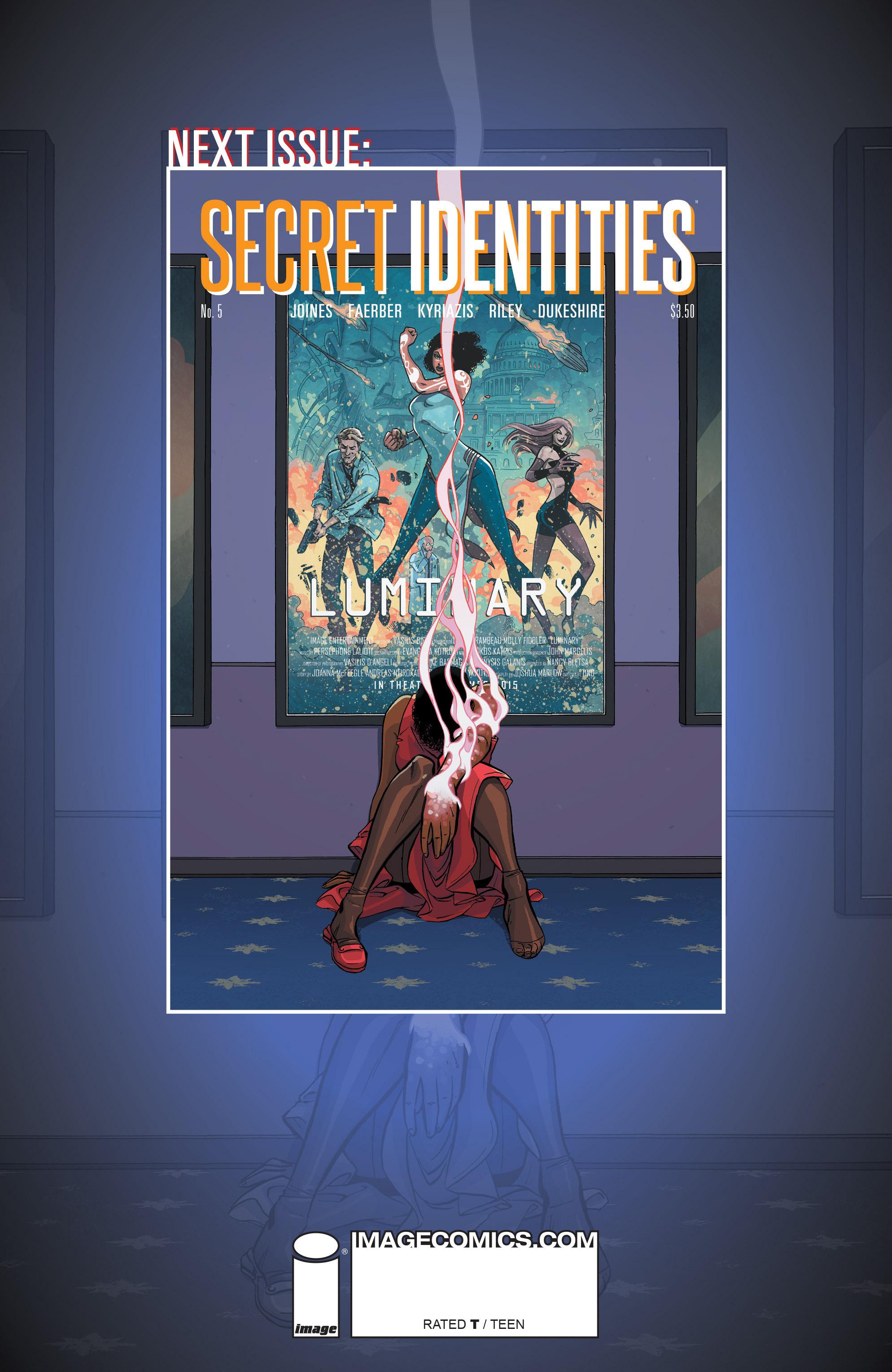 Read online Secret Identities comic -  Issue #4 - 30