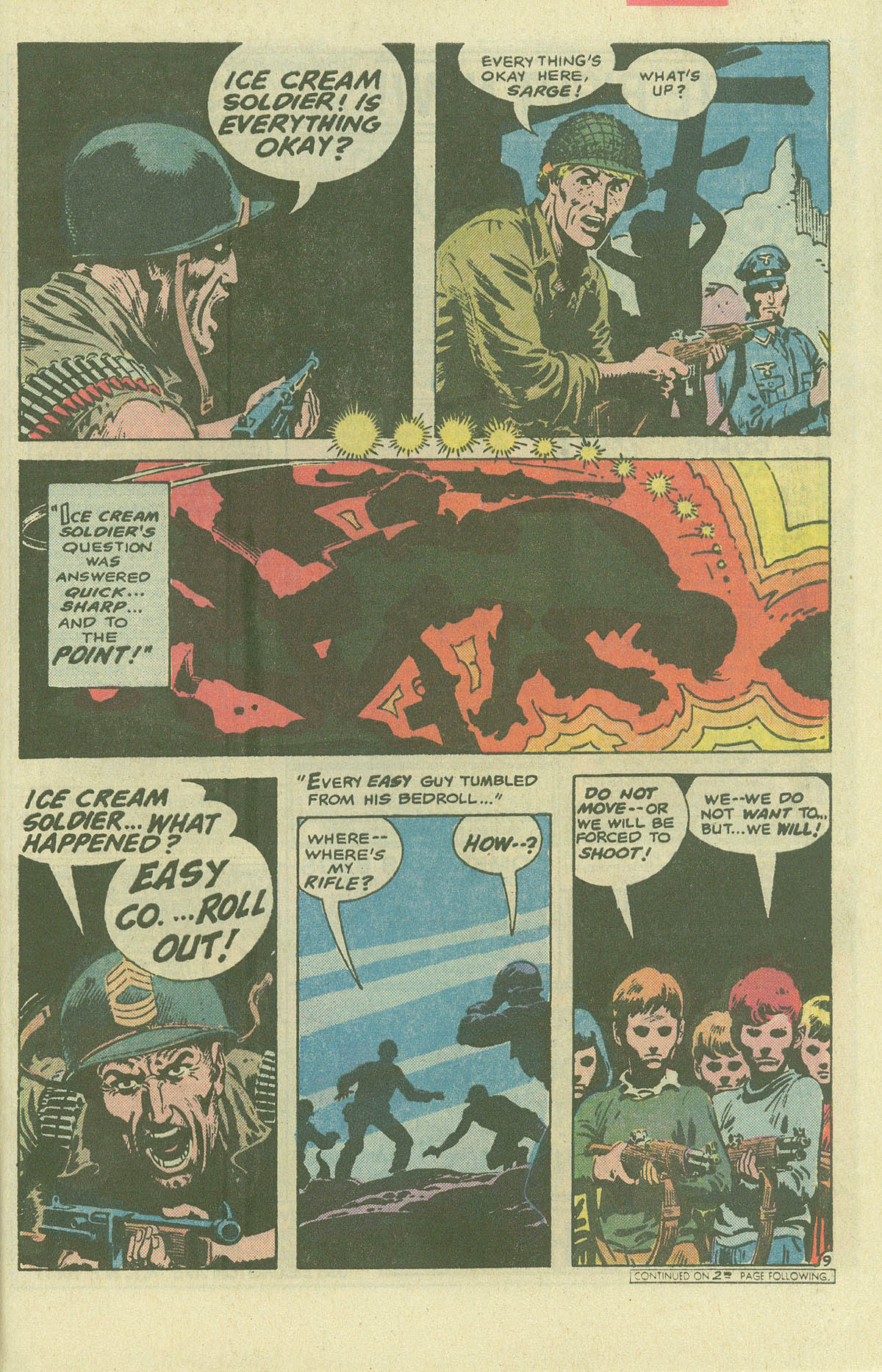 Read online Sgt. Rock comic -  Issue #396 - 26