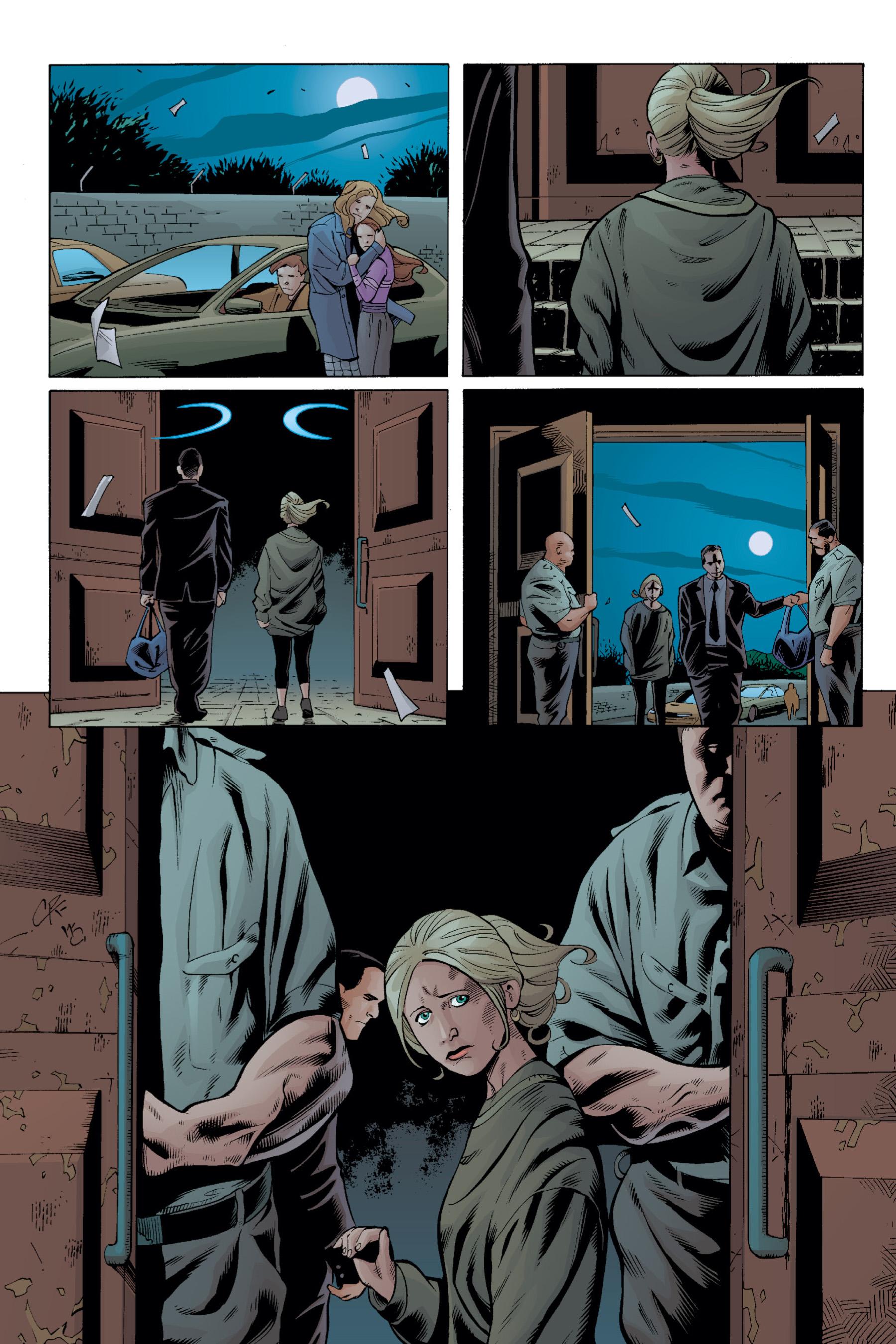 Read online Buffy the Vampire Slayer: Omnibus comic -  Issue # TPB 1 - 235