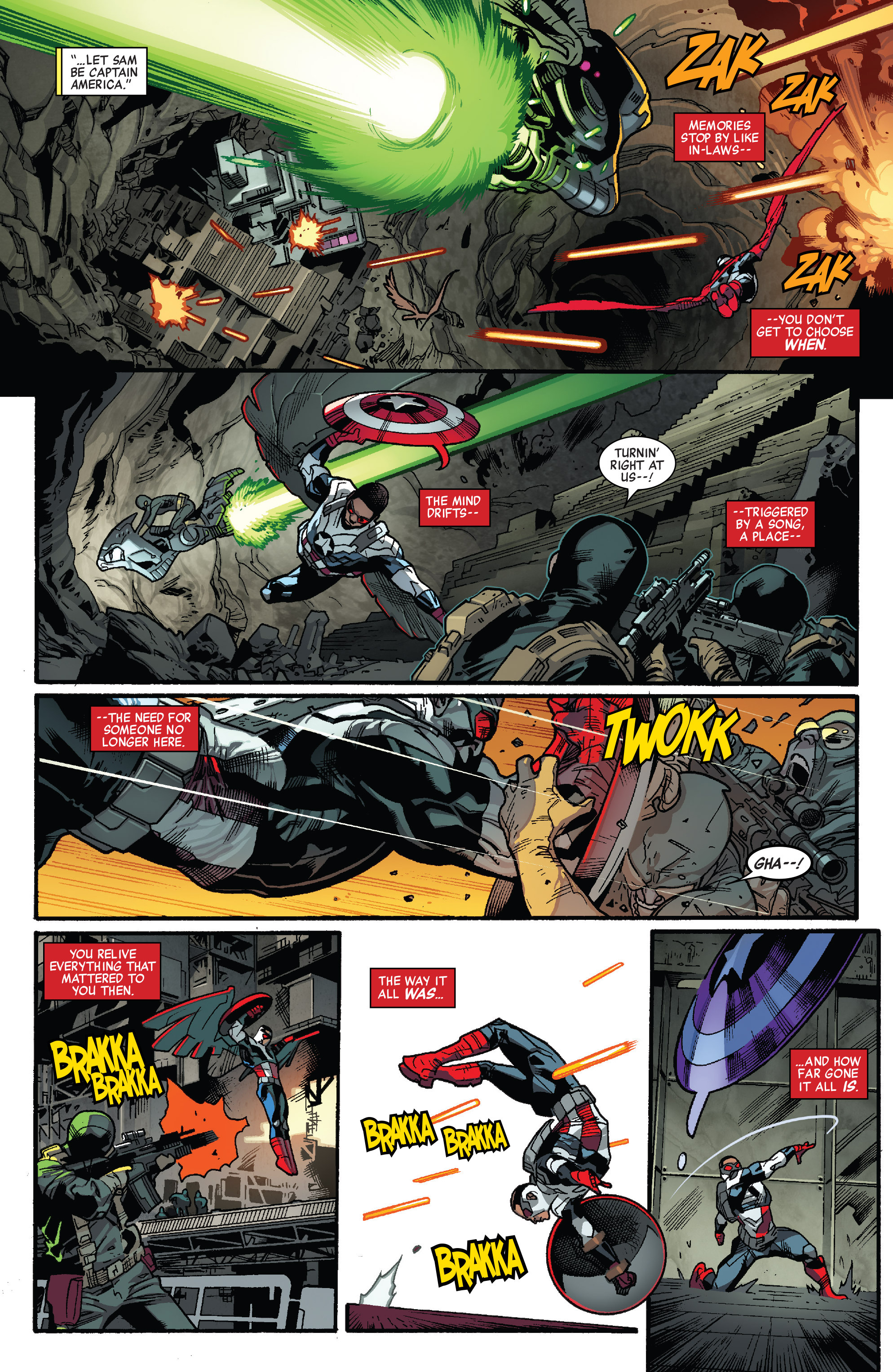 Read online All-New Captain America comic -  Issue #1 - 6