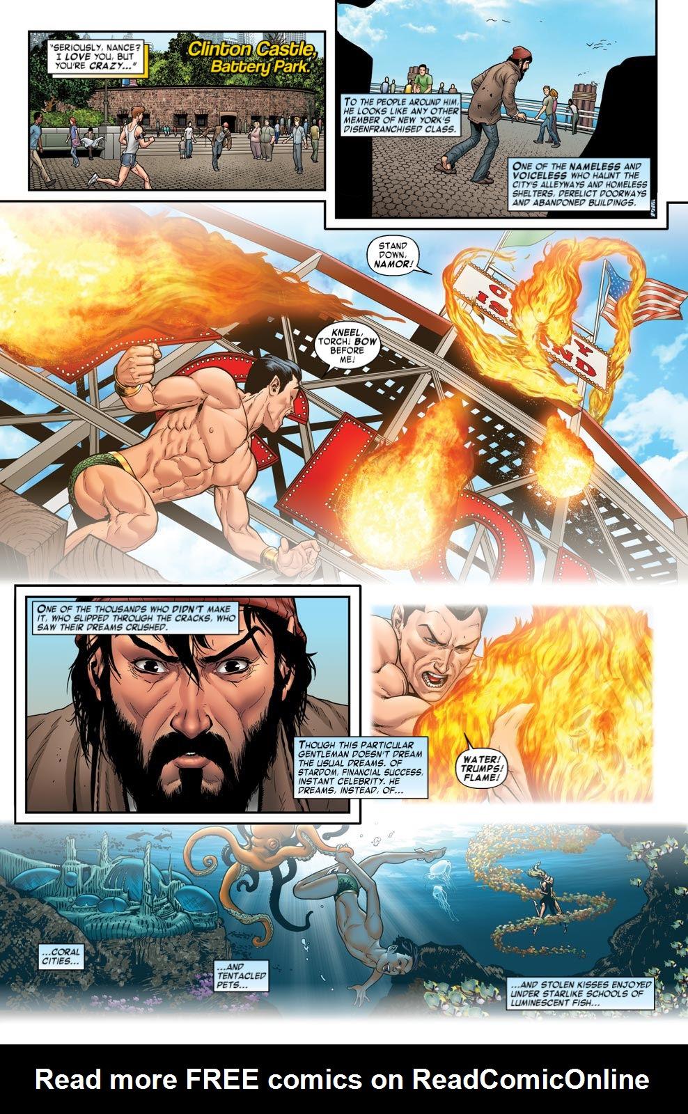 Read online Fantastic Four: Season One comic -  Issue # TPB - 69