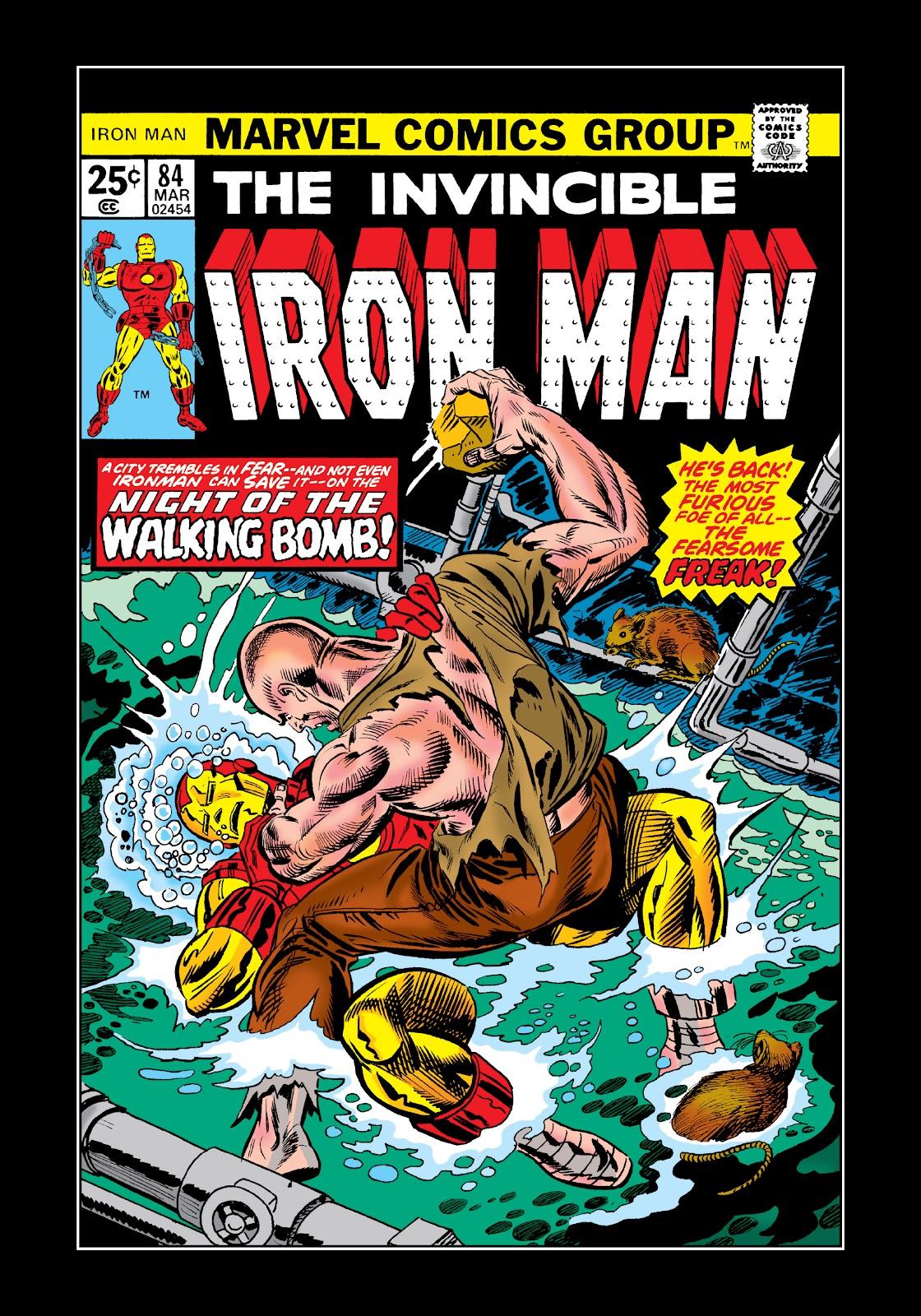 Read online Marvel Masterworks: The Invincible Iron Man comic -  Issue # TPB 11 (Part 1) - 47