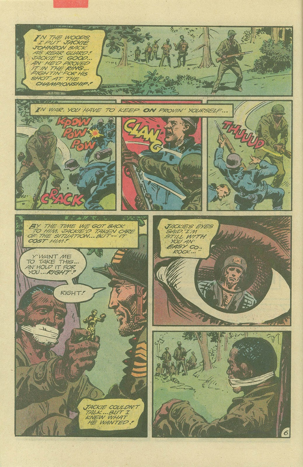 Sgt. Rock issue 389 - Page 6