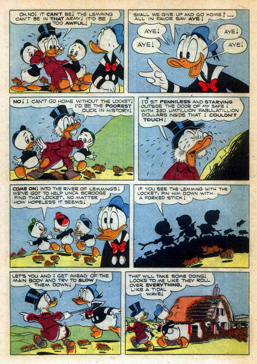 Read online Uncle Scrooge (1953) comic -  Issue #9 - 18