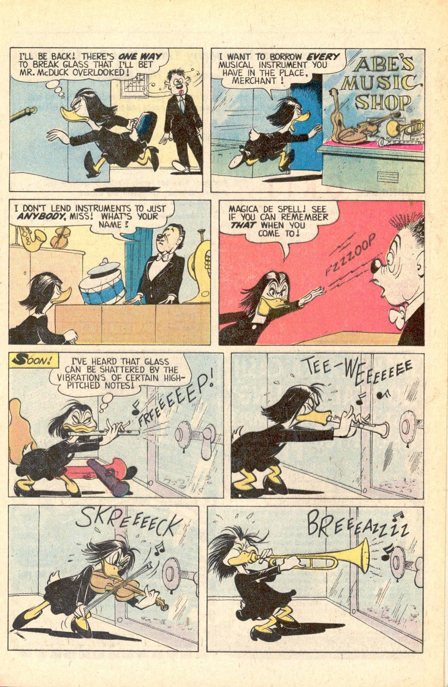 Read online Uncle Scrooge (1953) comic -  Issue #156 - 13