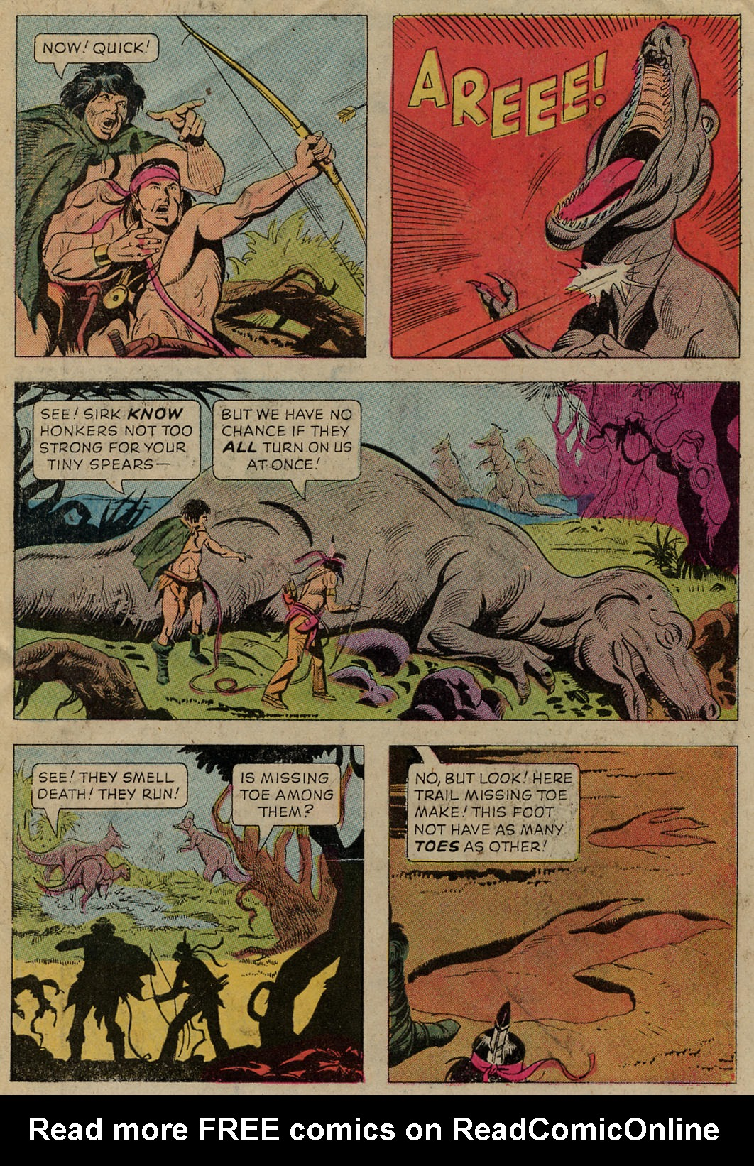 Read online Turok, Son of Stone comic -  Issue #102 - 10