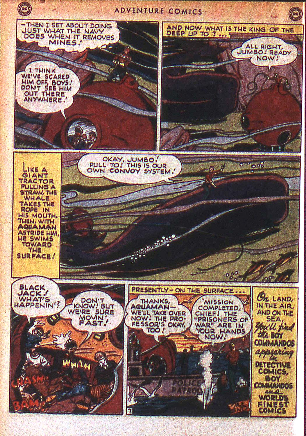 Read online Adventure Comics (1938) comic -  Issue #125 - 31