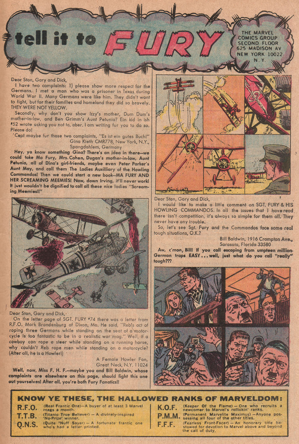 Read online Sgt. Fury comic -  Issue #77 - 33