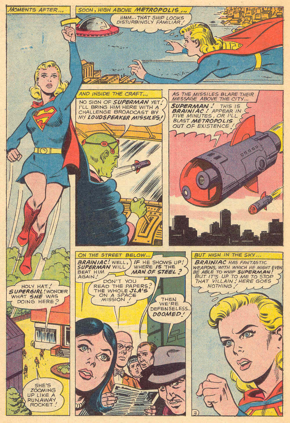 Read online Action Comics (1938) comic -  Issue #339 - 17