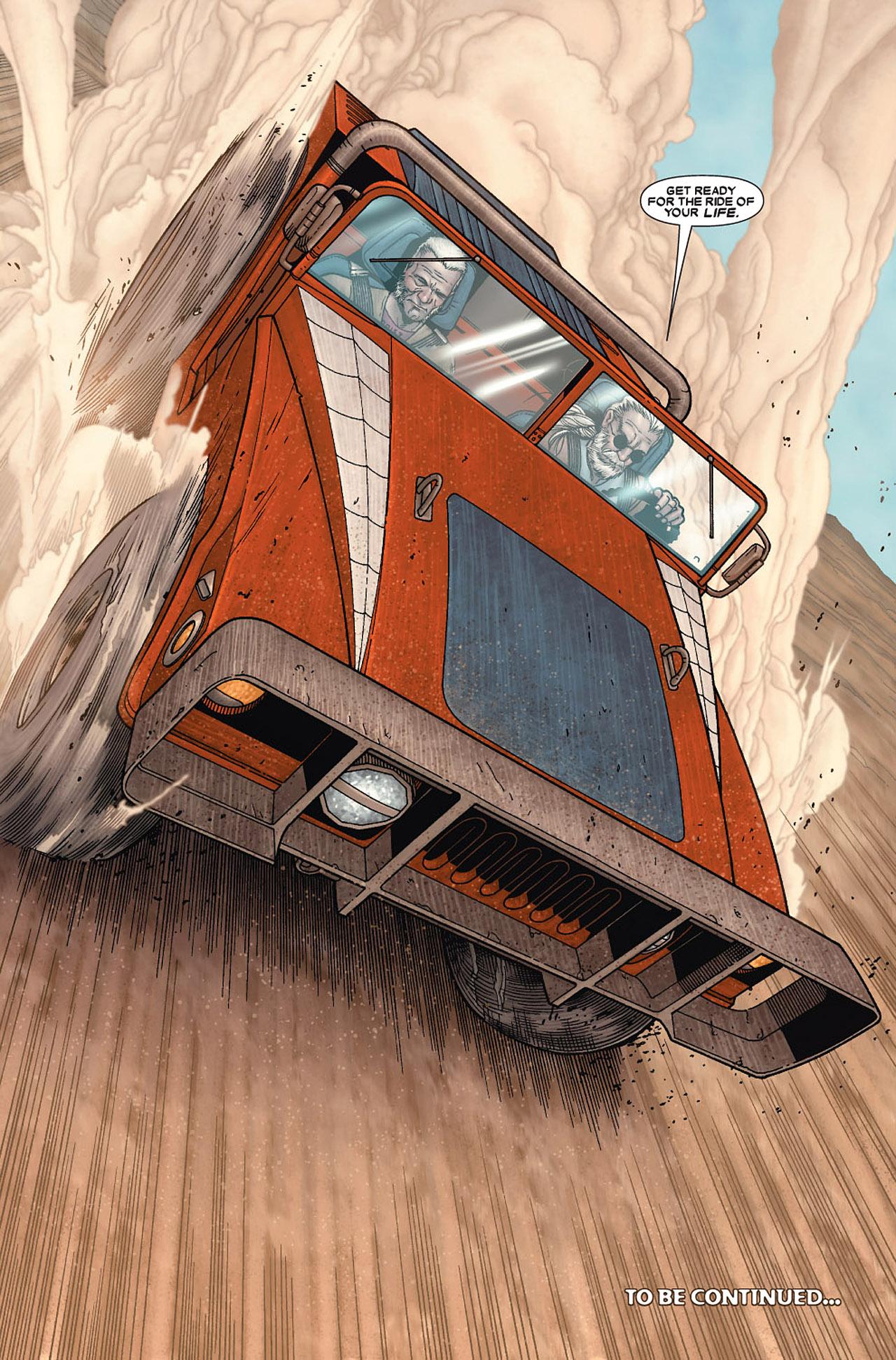 Read online Wolverine: Old Man Logan comic -  Issue # Full - 24
