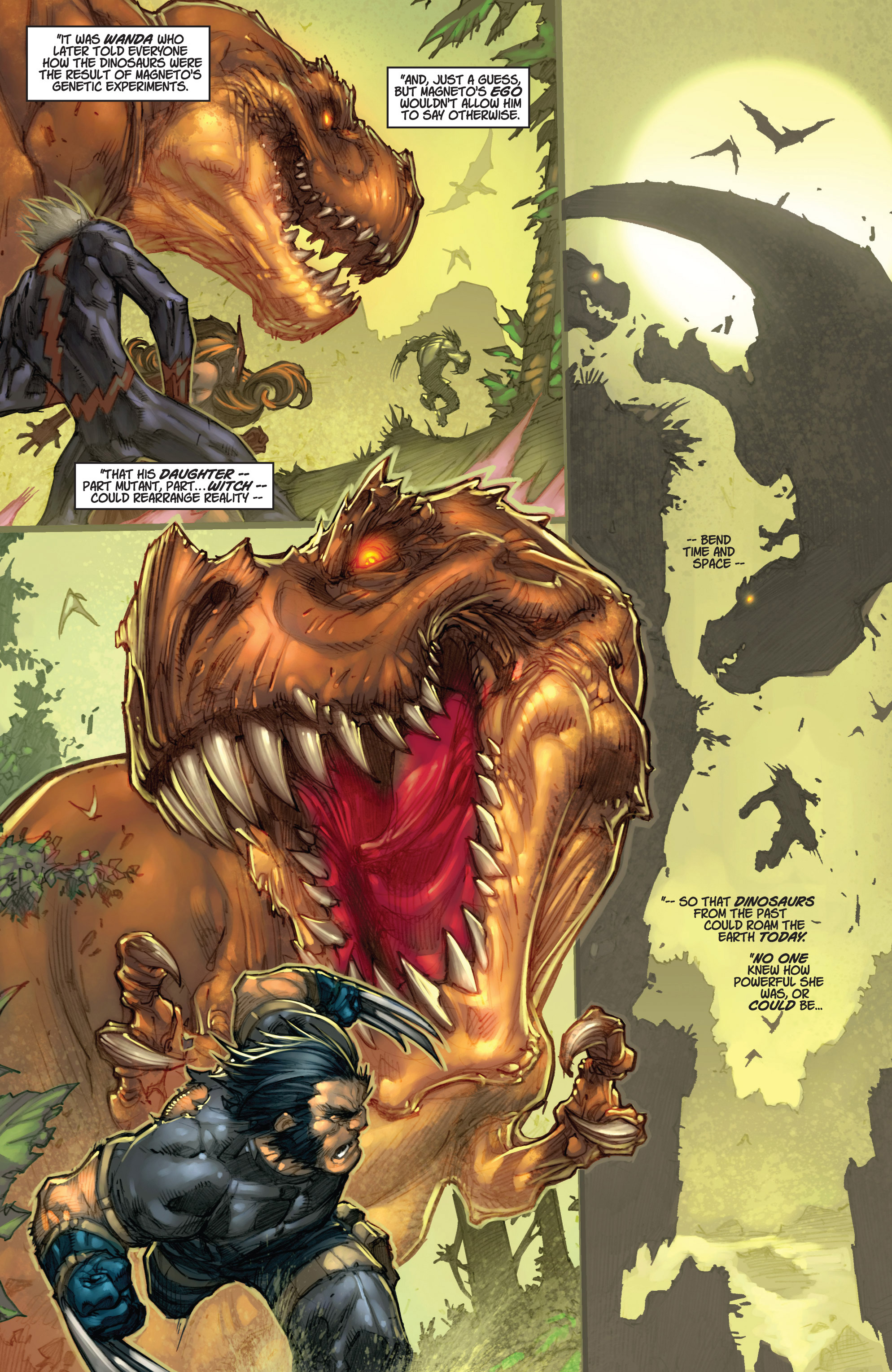 Read online Ultimates 3 comic -  Issue #3 - 13