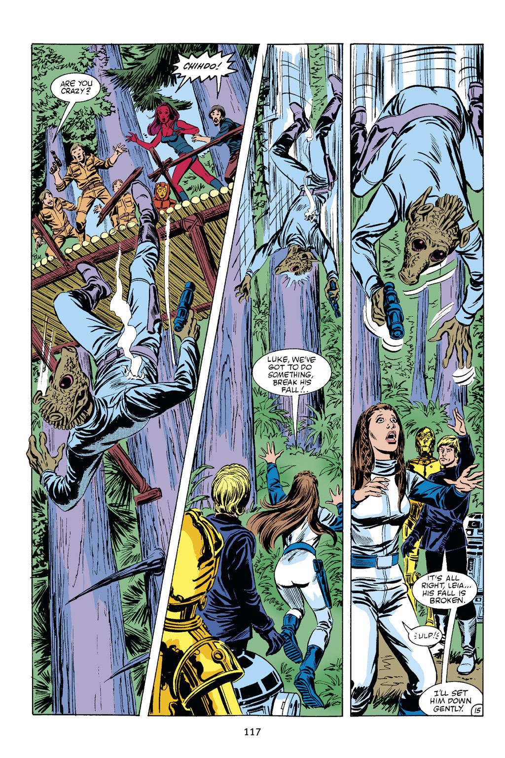 Read online Star Wars Omnibus comic -  Issue # Vol. 21 - 111