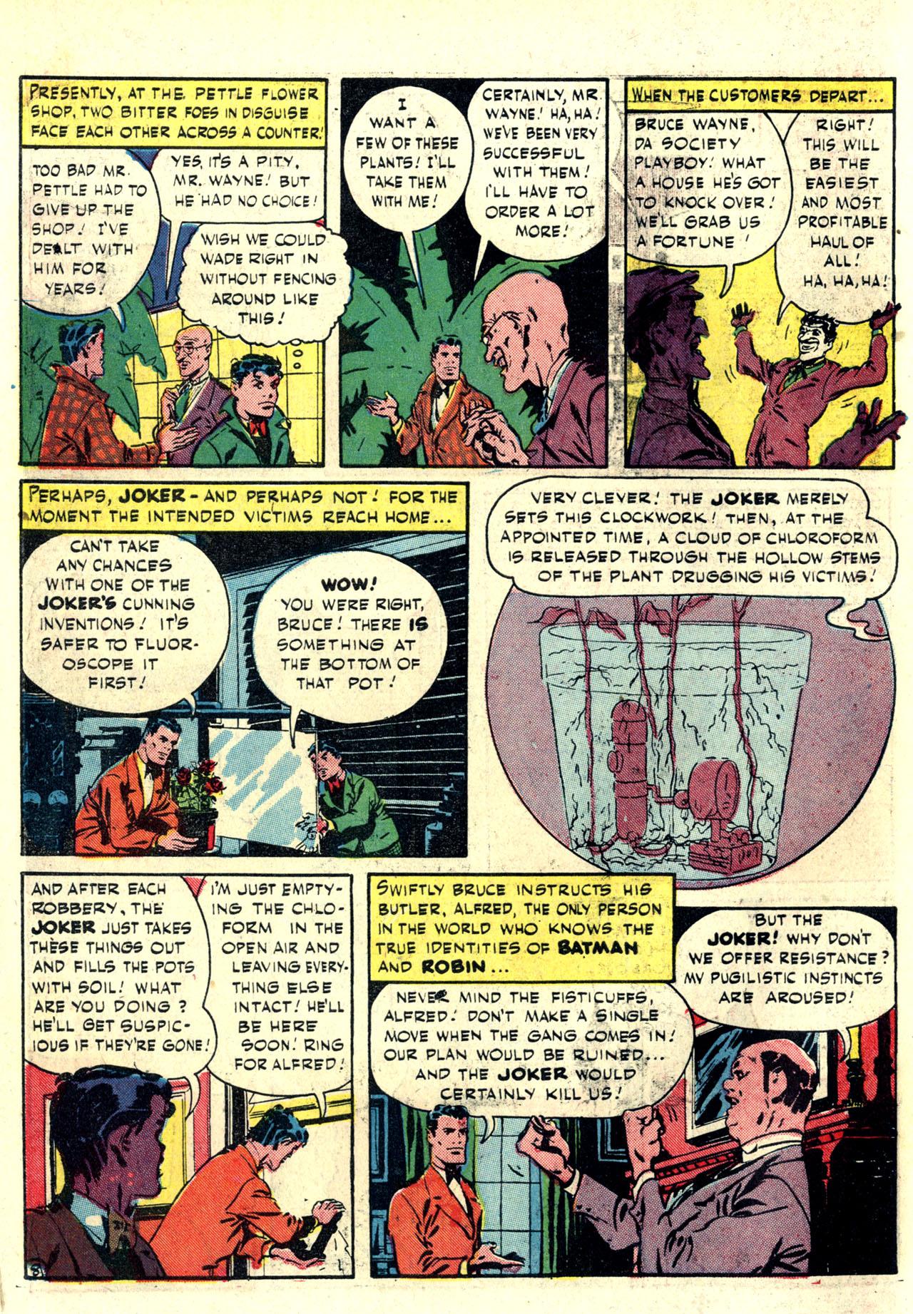 Read online Detective Comics (1937) comic -  Issue #76 - 10