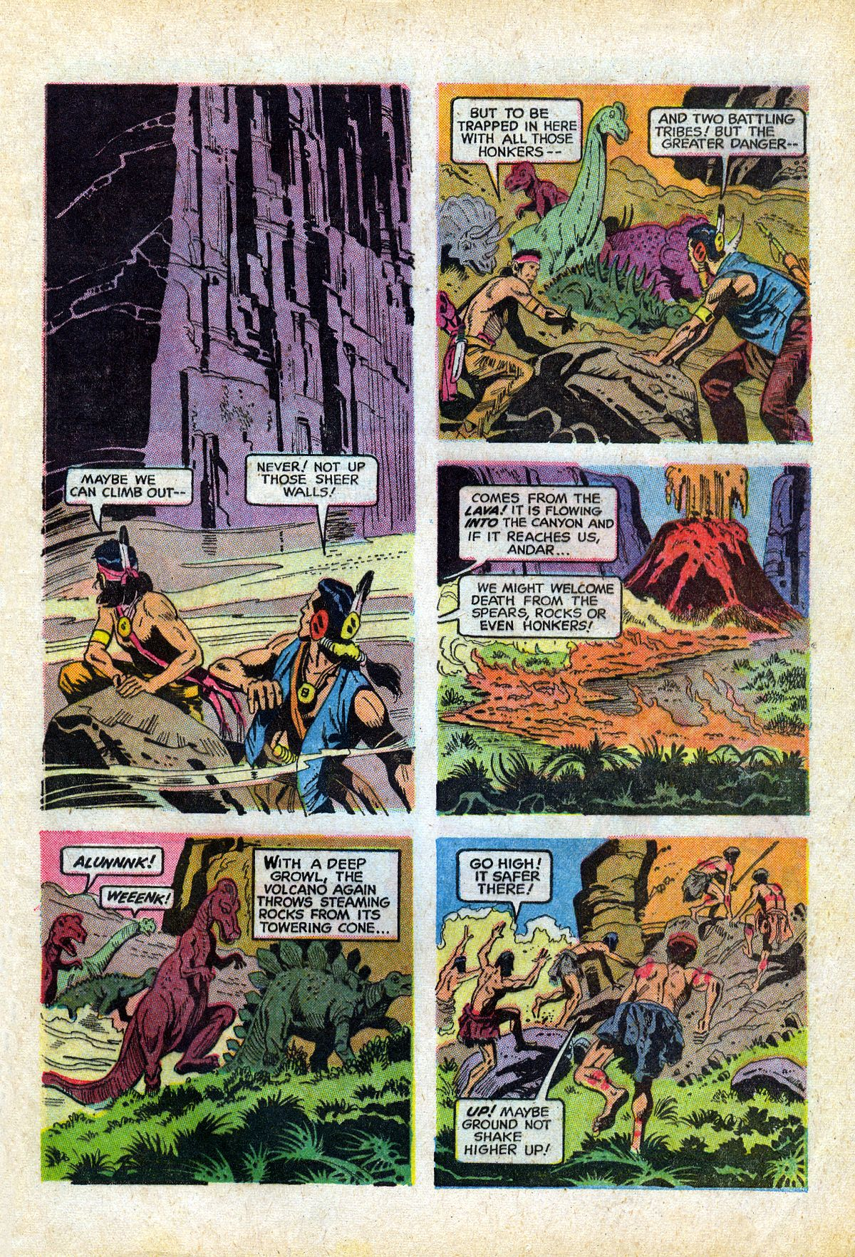 Read online Turok, Son of Stone comic -  Issue #66 - 9