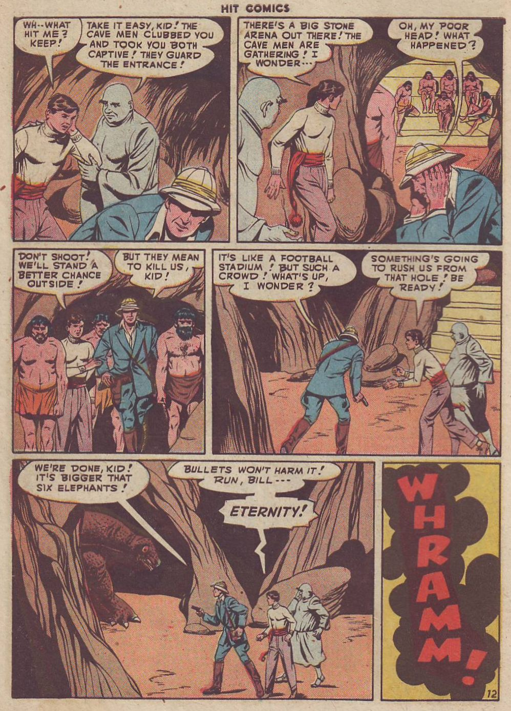 Read online Hit Comics comic -  Issue #51 - 14