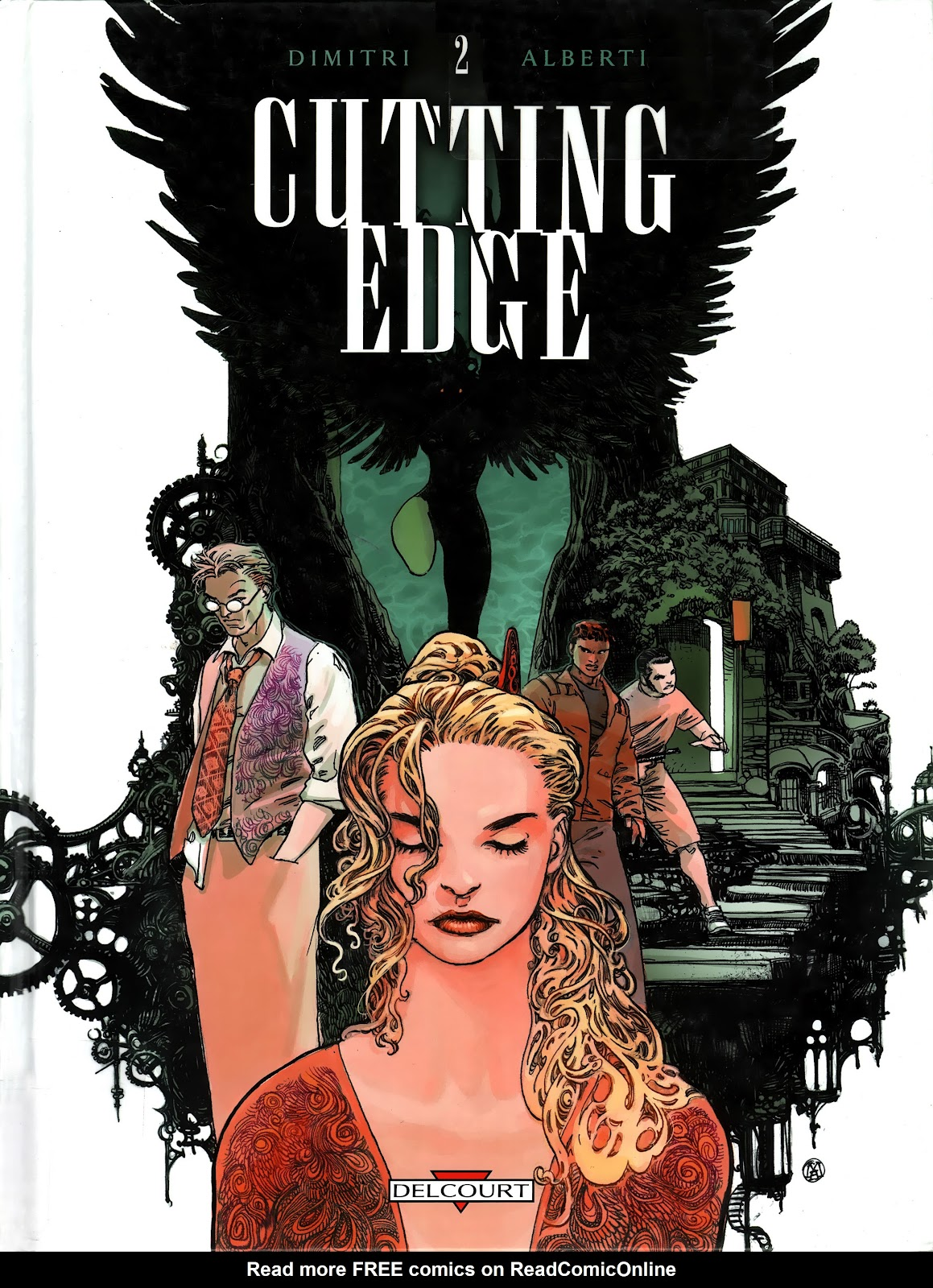 Read online Cutting Edge (2013) comic -  Issue #2 - 1