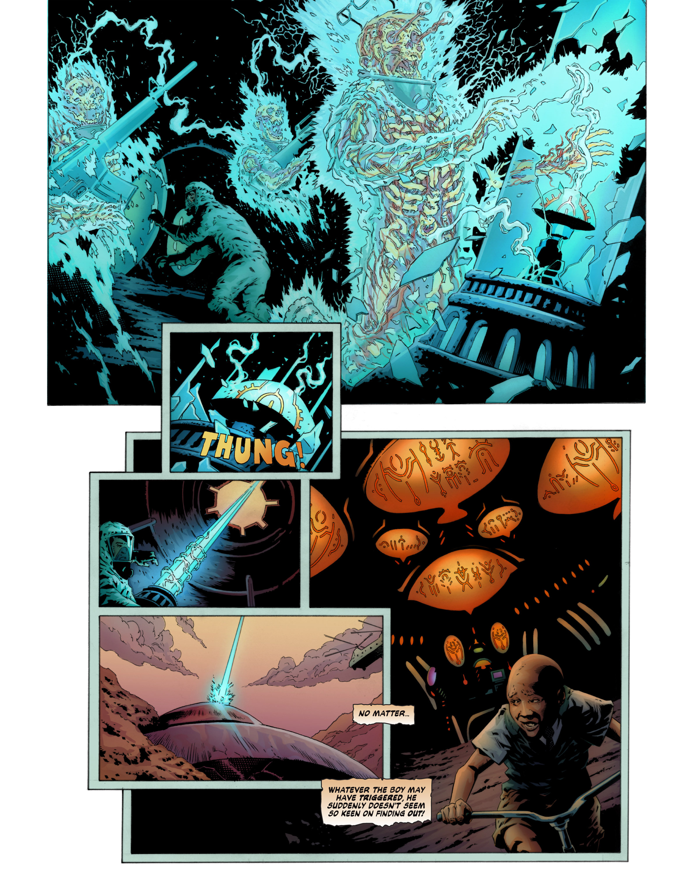 Read online Bad Planet comic -  Issue # TPB - 42