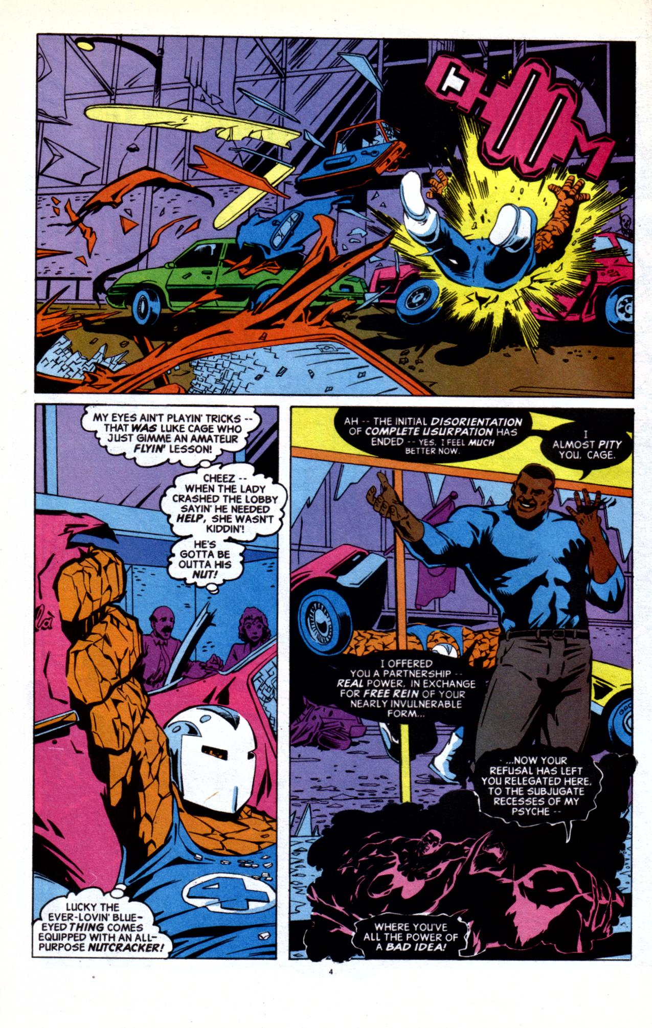 Cage (1992) issue 20 - Page 4