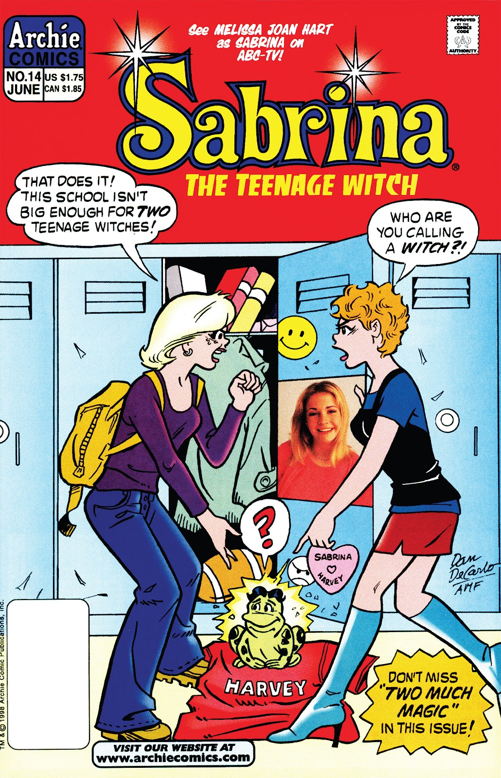 Sabrina the Teenage Witch (1997) issue 14 - Page 1
