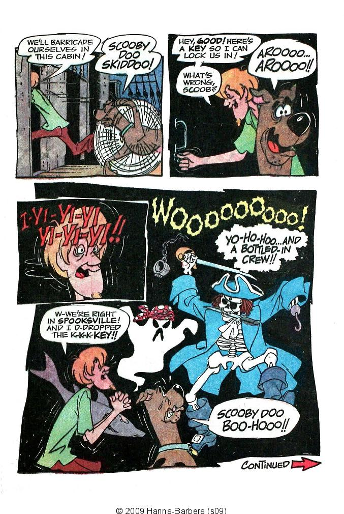 Read online Scooby-Doo... Where Are You! (1970) comic -  Issue #12 - 17