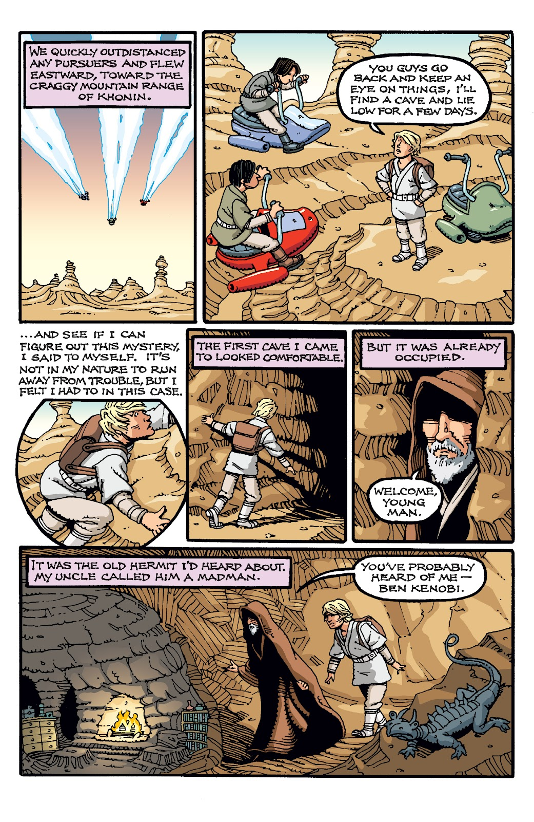 Read online Star Wars Legends Epic Collection: The Empire comic -  Issue # TPB 5 (Part 5) - 60