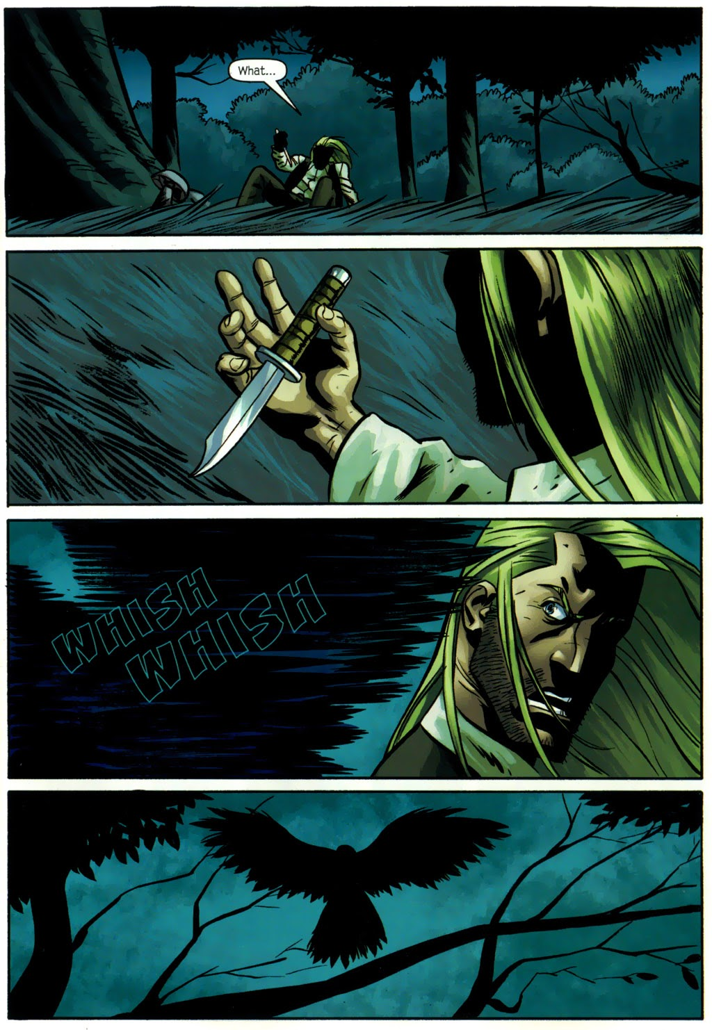 Read online The Ballad of Sleeping Beauty comic -  Issue #3 - 5